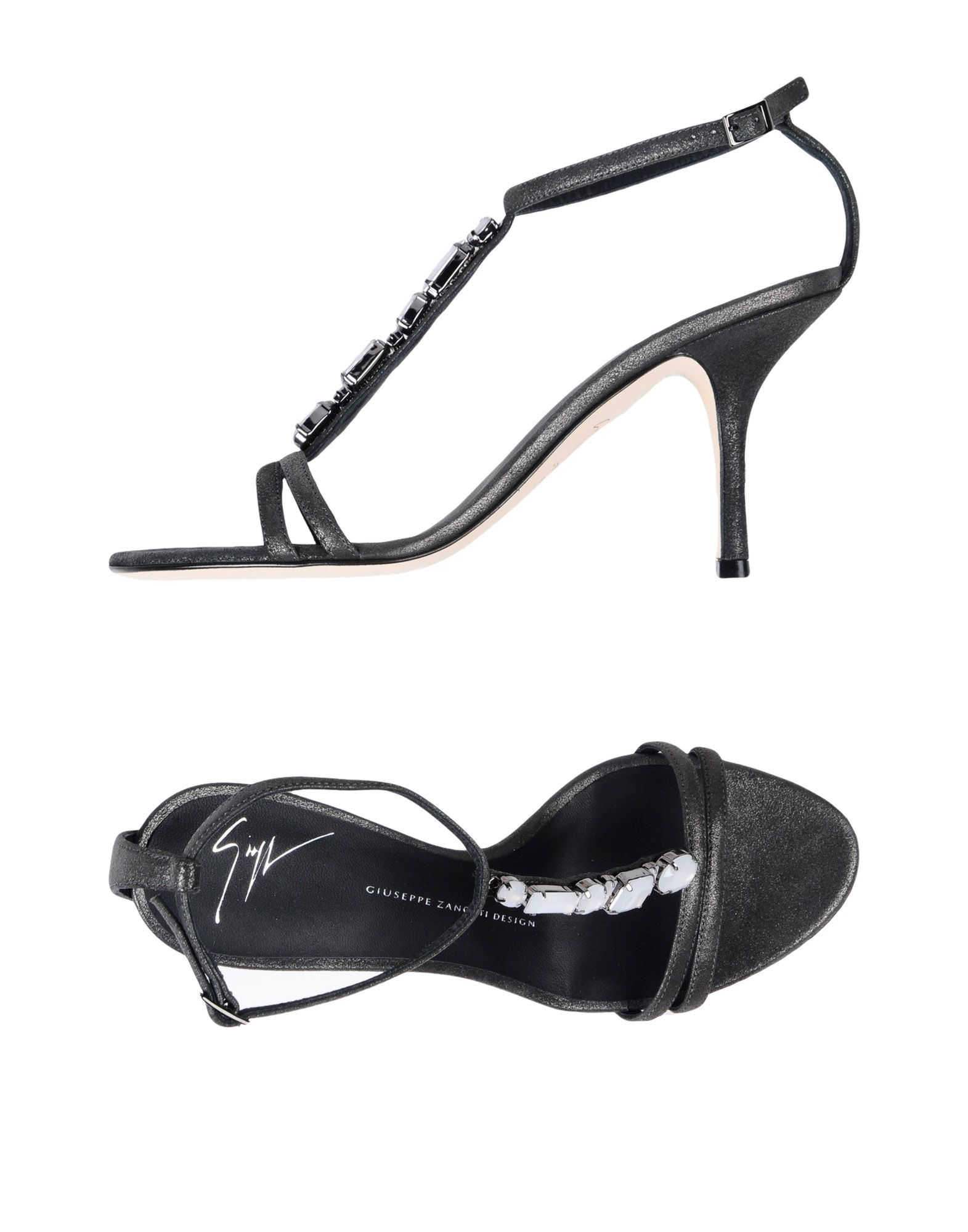 Stilvolle billige Schuhe Giuseppe Zanotti Sandalen Damen  11396396IM