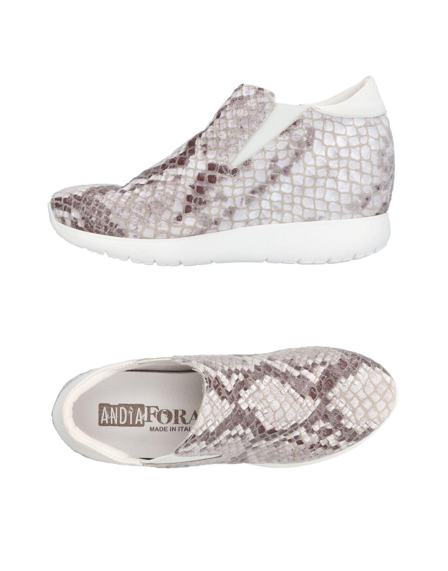 Gut um billige Schuhe zu tragenAndìa Fora Sneakers Damen  11396402CW