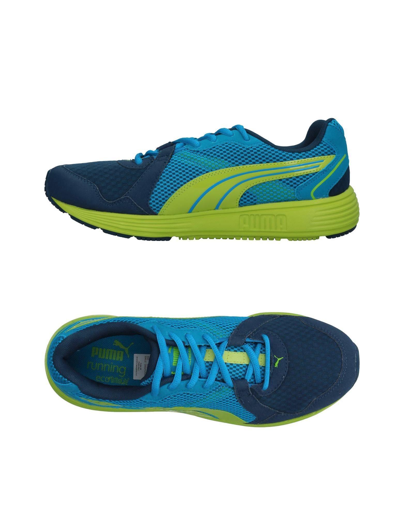 Rabatt echte Schuhe Puma Sneakers Herren  11396488NE