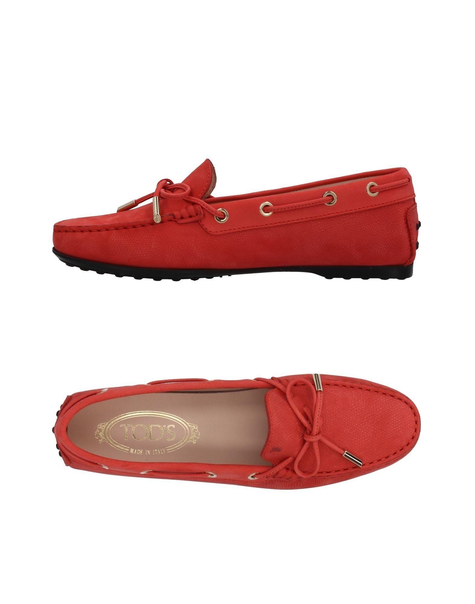 Tod's Mokassins Damen  11396631IHGut aussehende strapazierfähige Schuhe