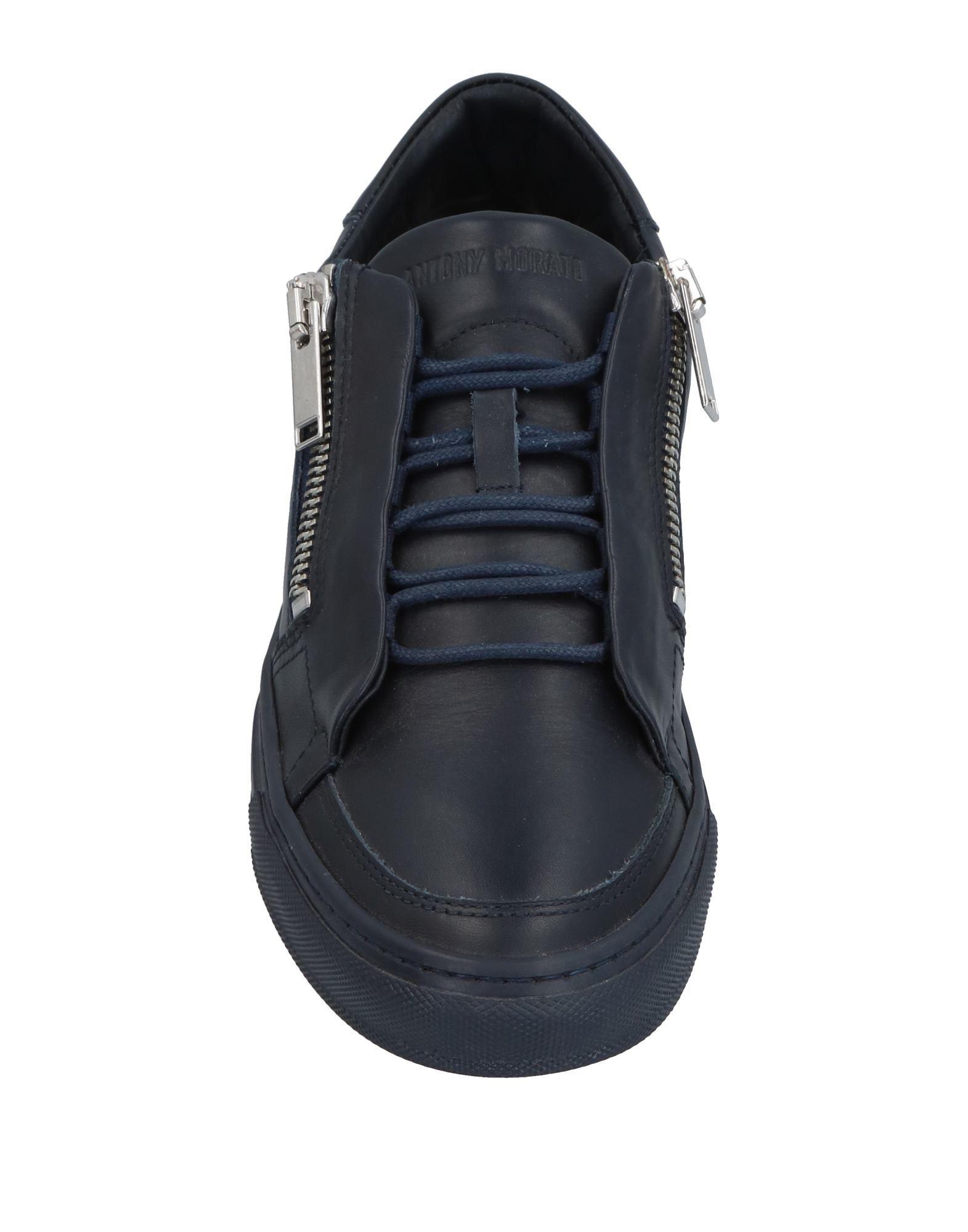 Rabatt Morato echte Schuhe Antony Morato Rabatt Turnschuhes Herren 11396657FL 5346cd