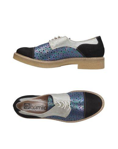 Los últimos zapatos de descuento para hombres y mujeres Zapato De Cordones Ebarrito Mujer - Zapatos De Cordones Ebarrito   - 11396769VS Negro