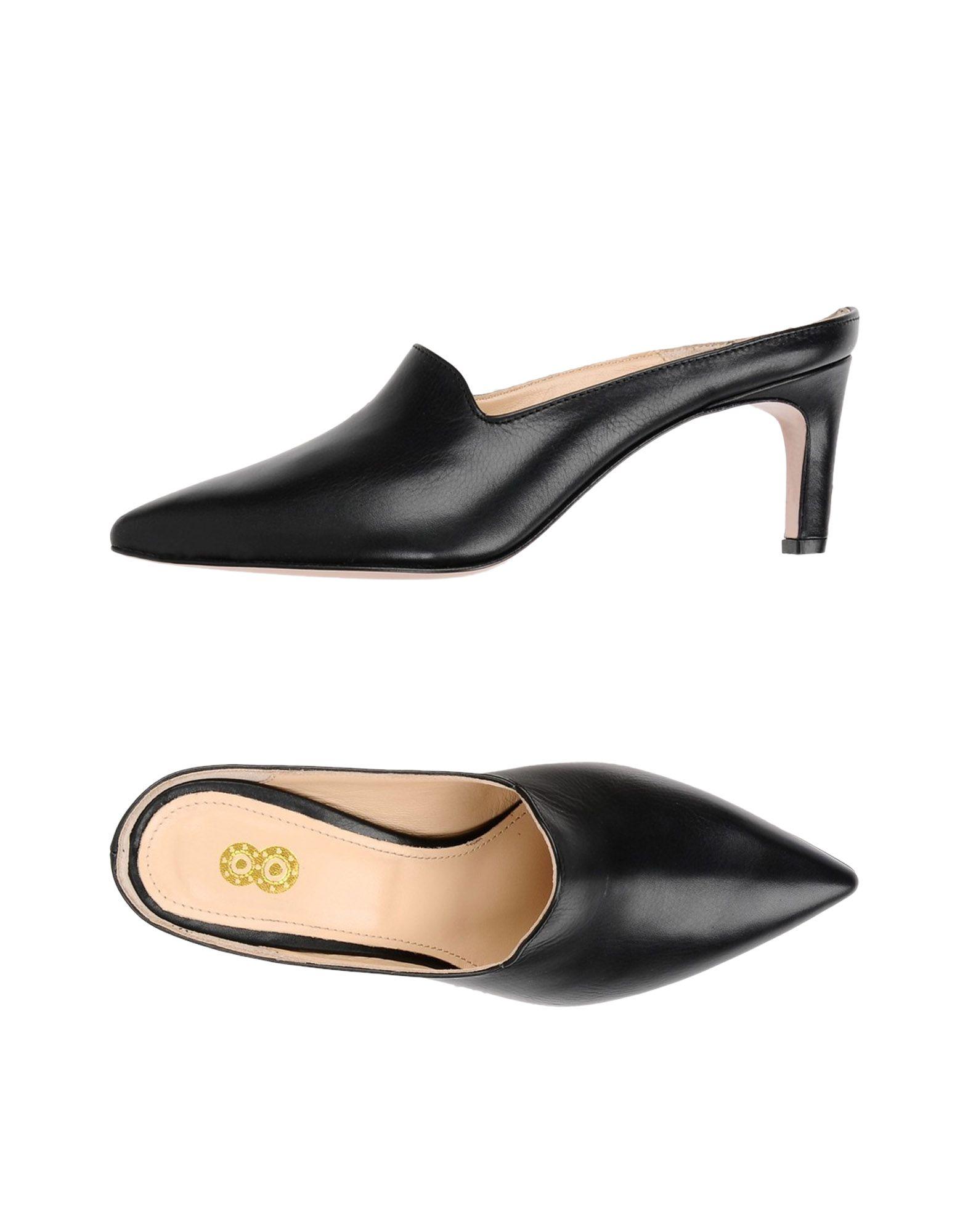 8 Pantoletten Damen  11396777UF Gute Qualität beliebte Schuhe