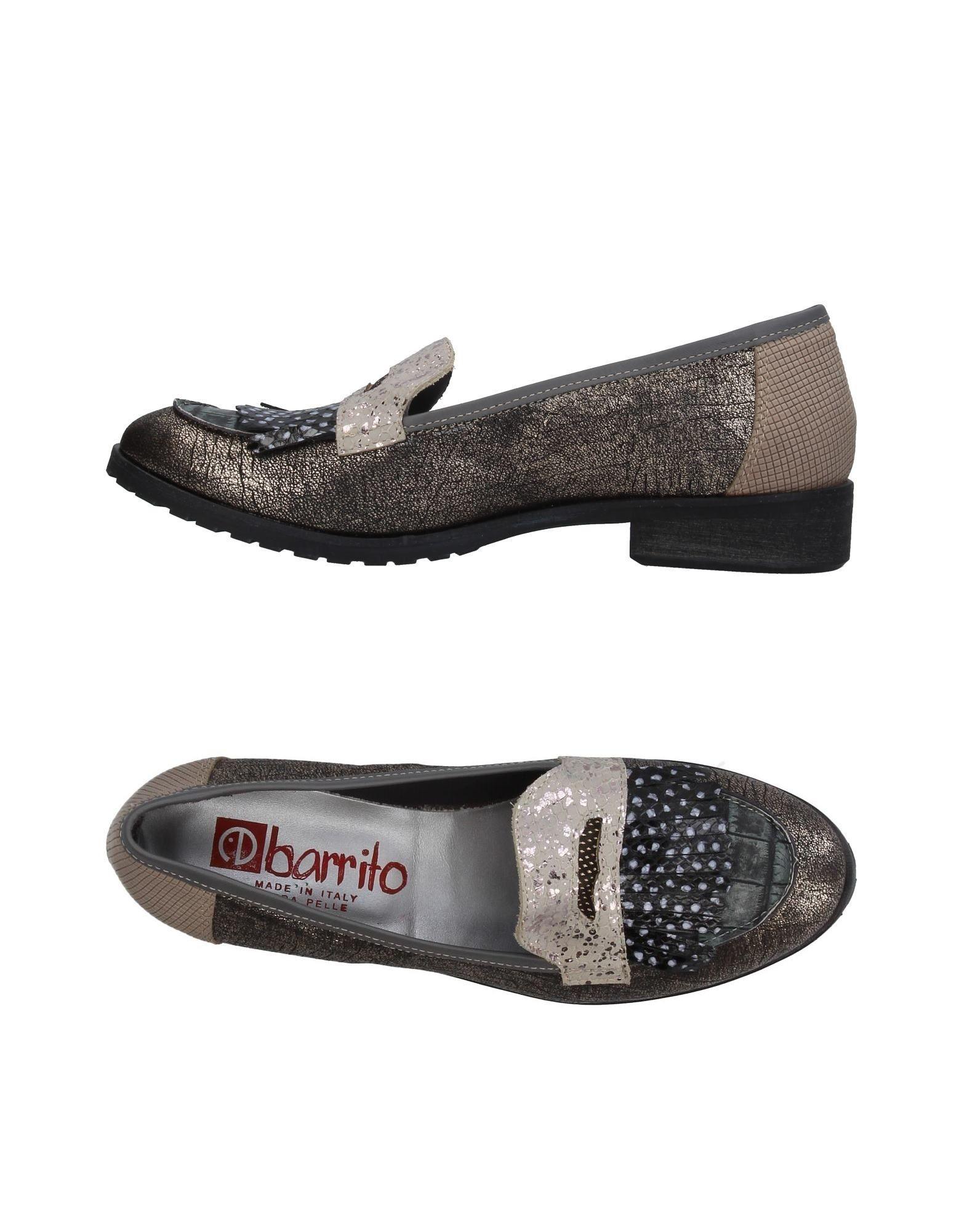 Ebarrito Mokassins Damen  11396783VN Gute Qualität beliebte Schuhe