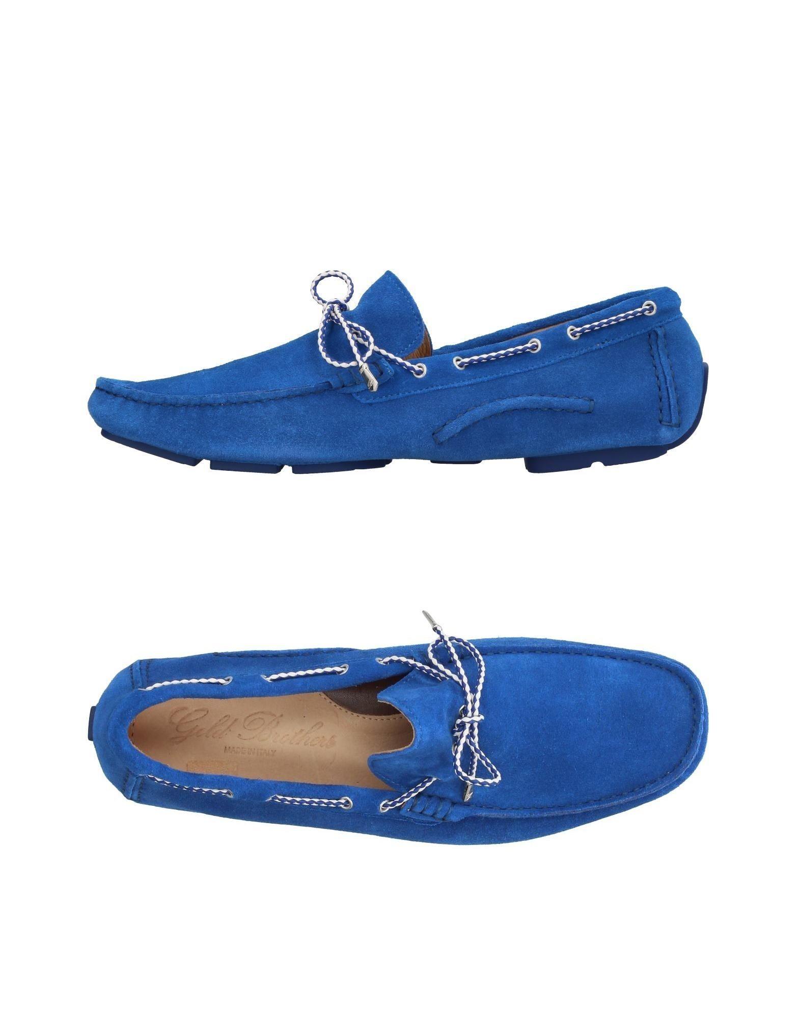 Rabatt echte Schuhe Gold Brothers Mokassins Herren  11396857VP