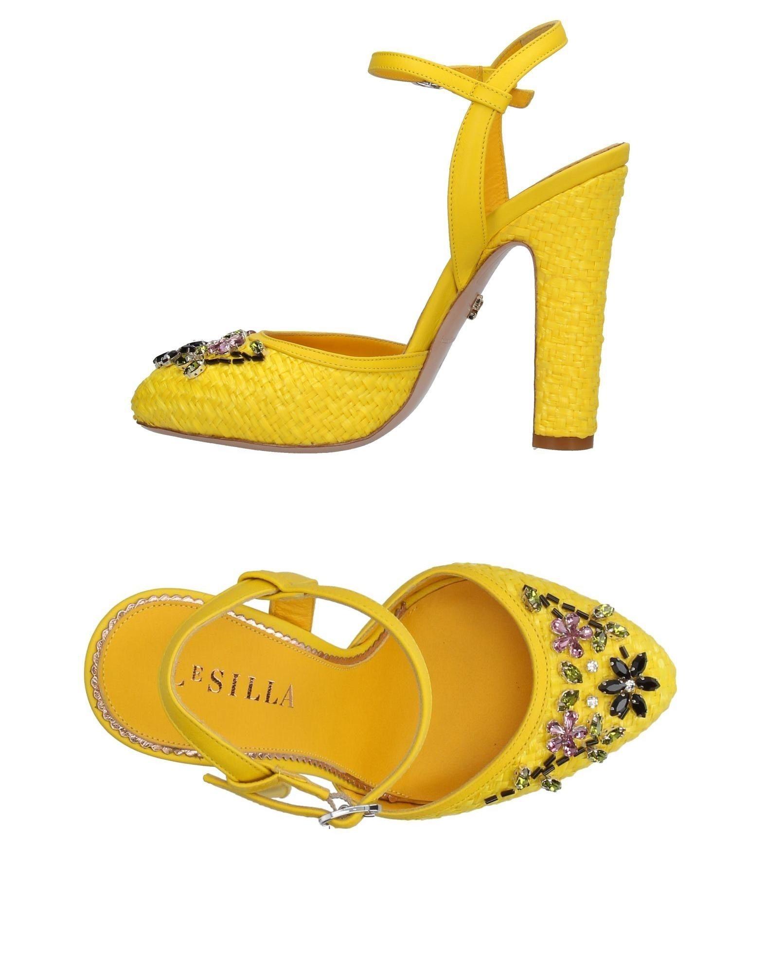 Stilvolle billige Schuhe Le Silla Pumps Damen  11396873BD