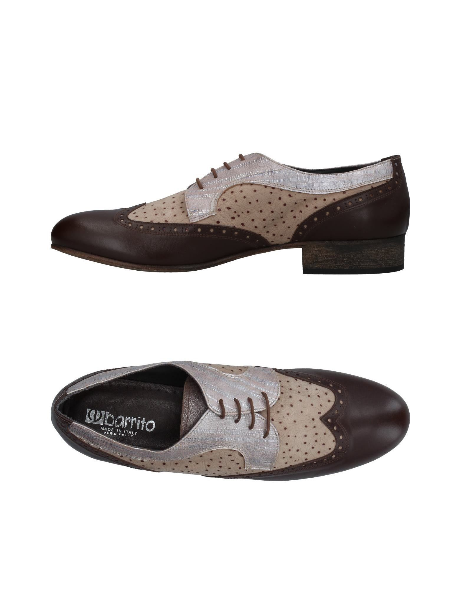 Rabatt echte Schuhe Ebarrito Schnürschuhe Herren  11396901MW