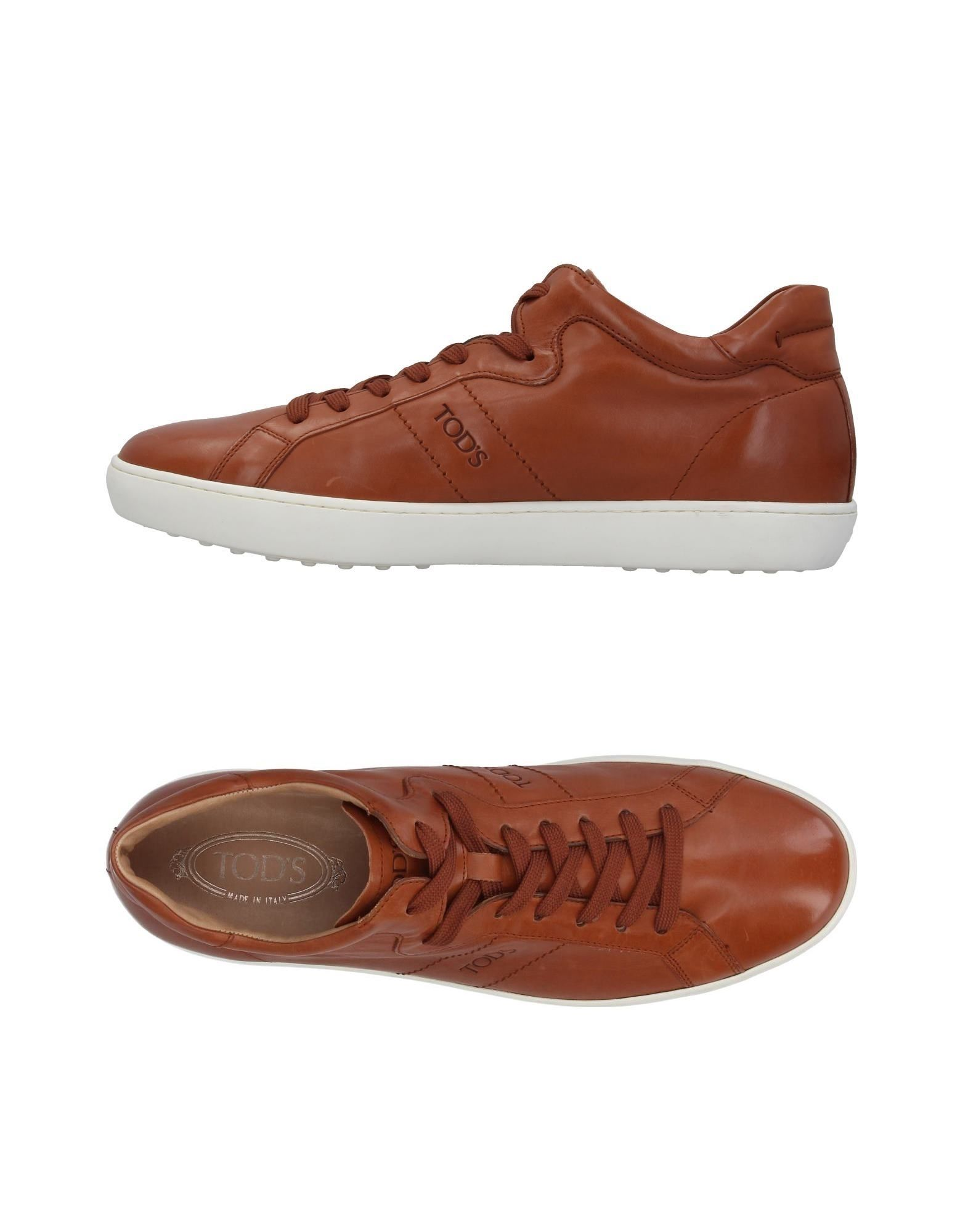 Sneakers Tod's Homme - Sneakers Tod's  Marron Confortable et belle