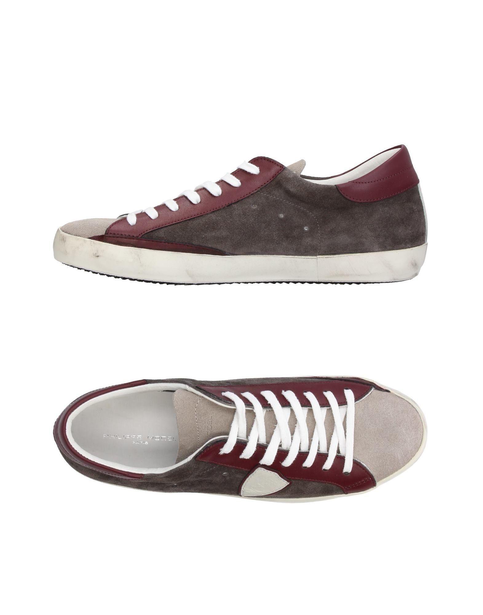 Philippe Model Sneakers Herren  11396967NH Gute Qualität beliebte Schuhe