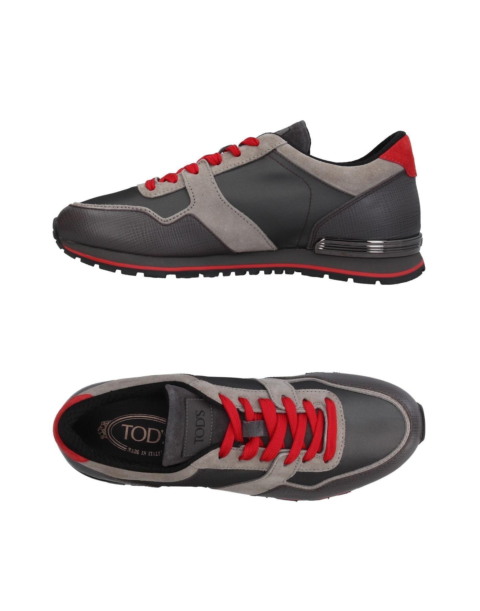Tod's Sneakers Herren Qualität  11396973GW Gute Qualität Herren beliebte Schuhe 923652