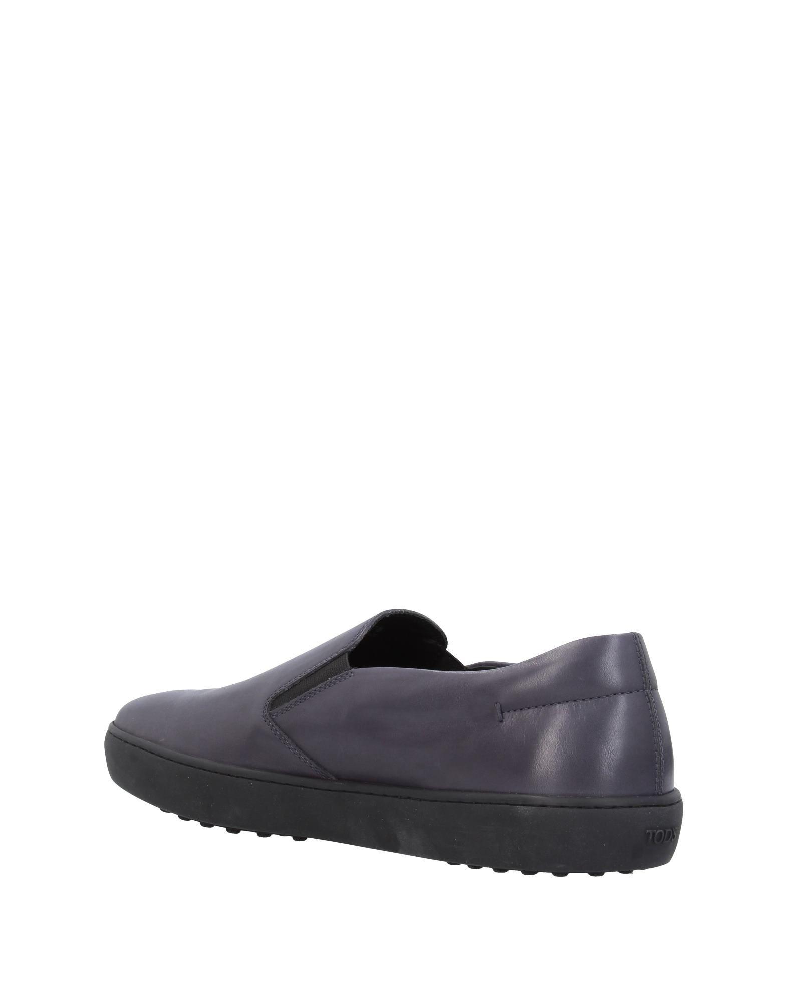 Tod's Sneakers Qualität Herren  11397010EN Gute Qualität Sneakers beliebte Schuhe 3353af