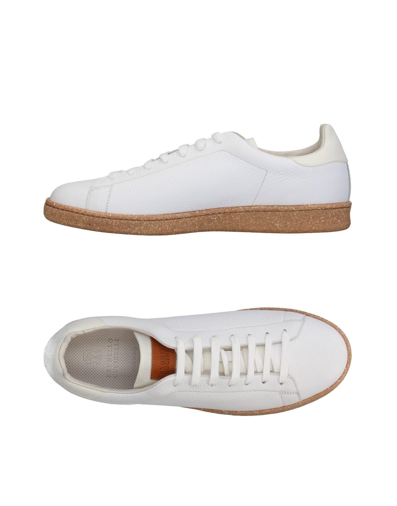 Brunello Cucinelli Sneakers Herren  11397094JE Gute Qualität beliebte Schuhe