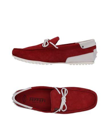 Zapatos cómodos y y y versátiles Mocasín Tod's For Ferrari Hombre - Mocasines Tod's For Ferrari - 11397097AN Rojo 54f745