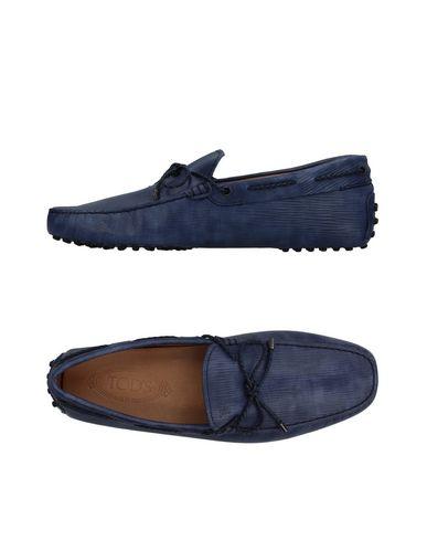 Zapatos con descuento Mocasín Tod's Hombre - Mocasines Tod's - 11397133MX Azul marino
