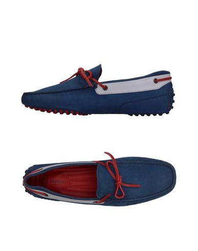 Zapatos con descuento Mocasín Tod's For Ferrari Hombre - Mocasines Tod's For Ferrari - 11397134HS Azul oscuro