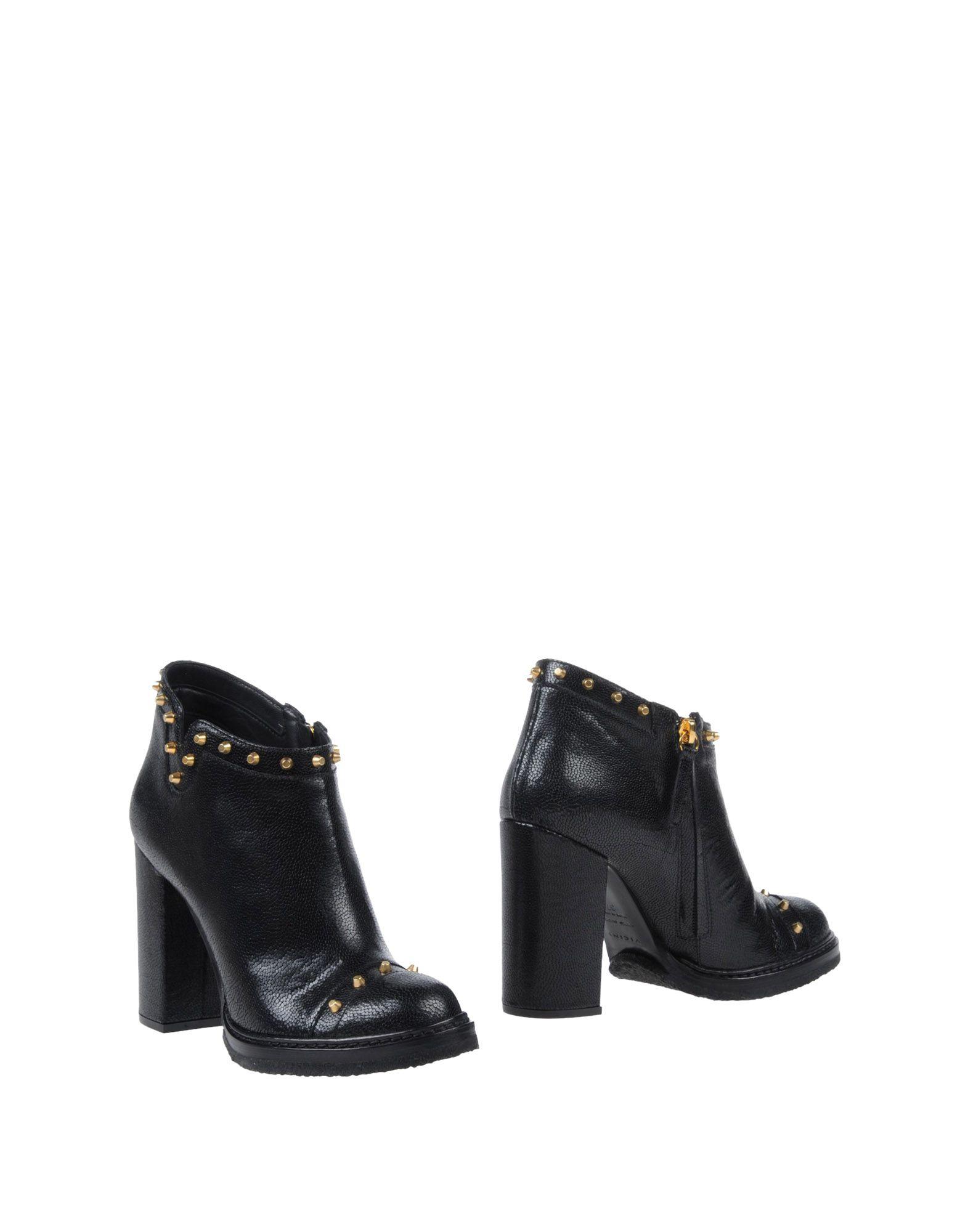Vicini Tapeet Stiefelette Damen  11397137CMGut aussehende strapazierfähige Schuhe