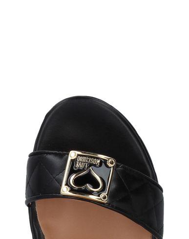 kjøpe billig ebay Elsker Moschino Sandalia billig 2015 nye overkommelig for salg gratis frakt CEST oD6l6E