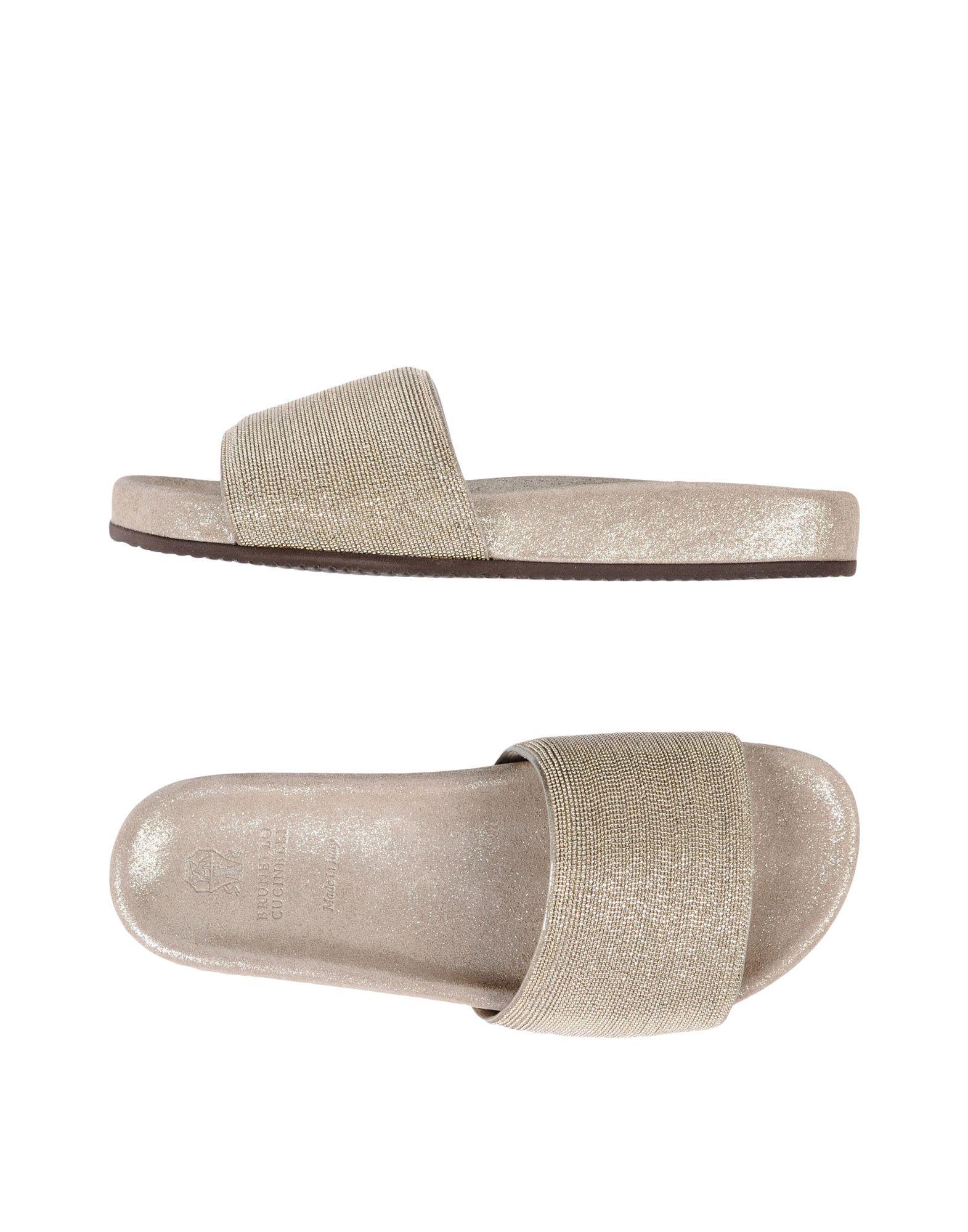 brunello brunello brunello cucinelli sandales - femmes brunello cucinelli 11397167uj sandales en ligne le royaume - uni - 521c72