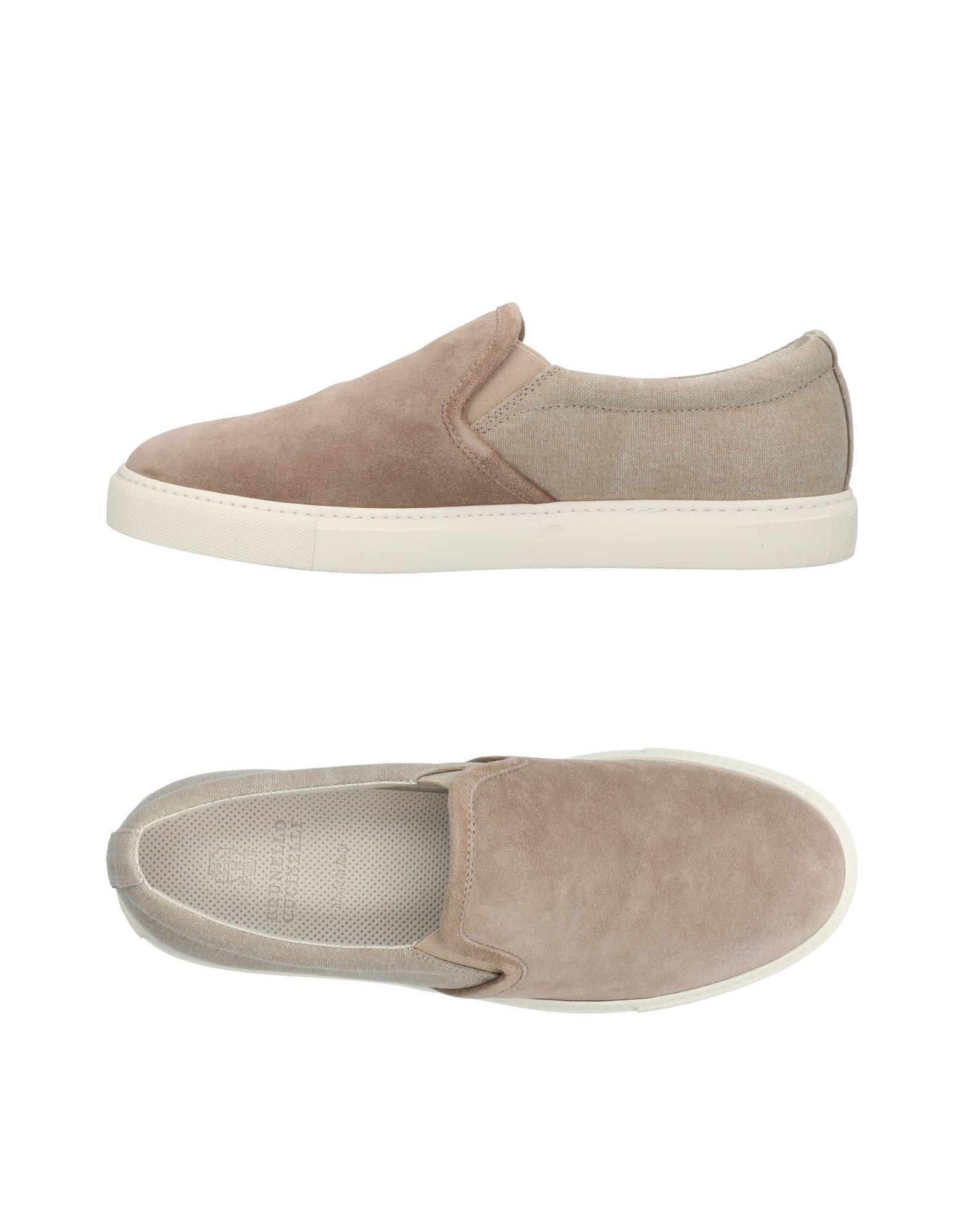 Brunello Cucinelli Sneakers Herren  11397172WX Gute Qualität beliebte Schuhe