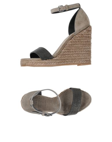d8566303b437 Brunello Cucinelli Sandals - Women Brunello Cucinelli Sandals online ...