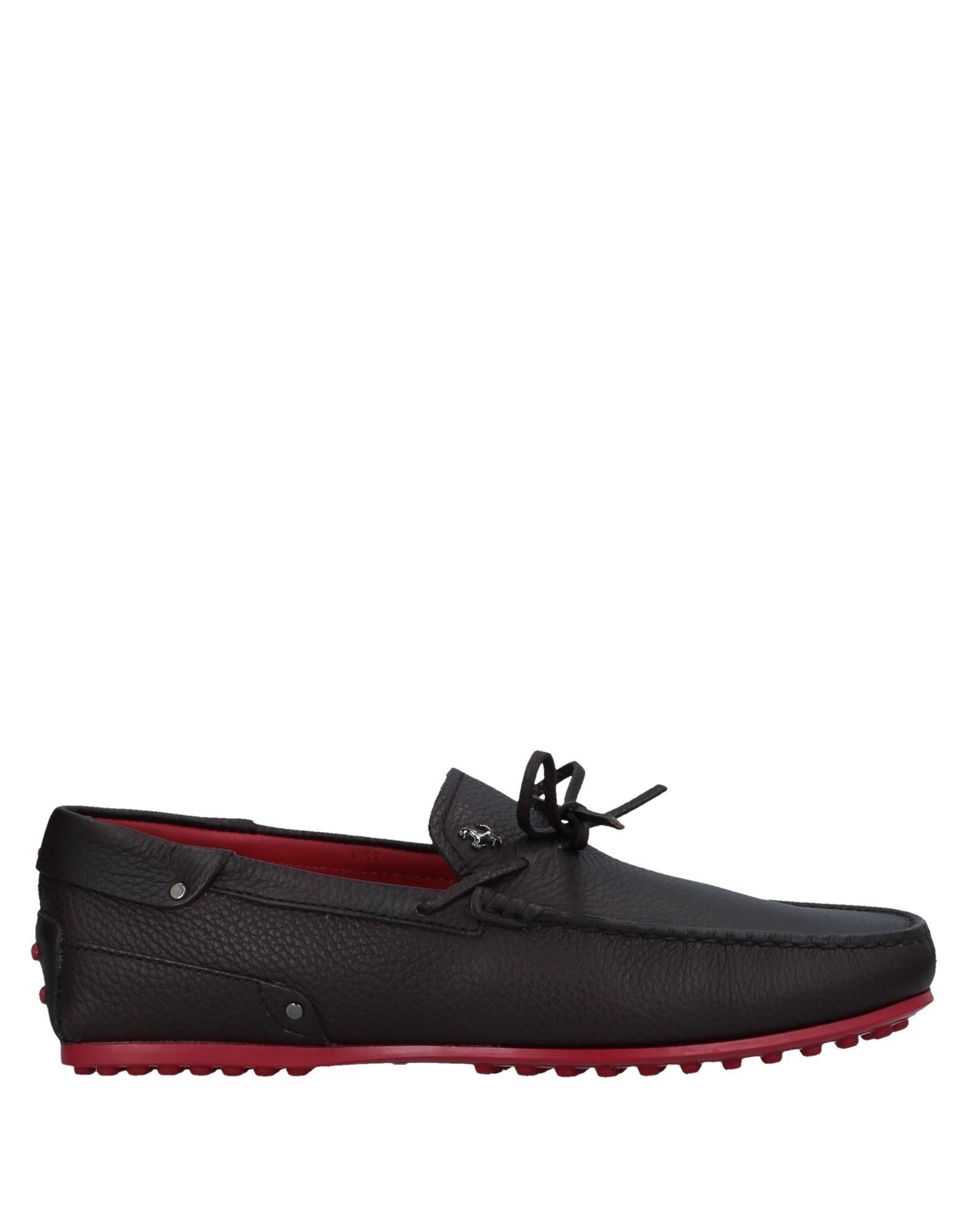 Tod's For Ferrari Mokassins Herren  11397209DJ Neue Schuhe