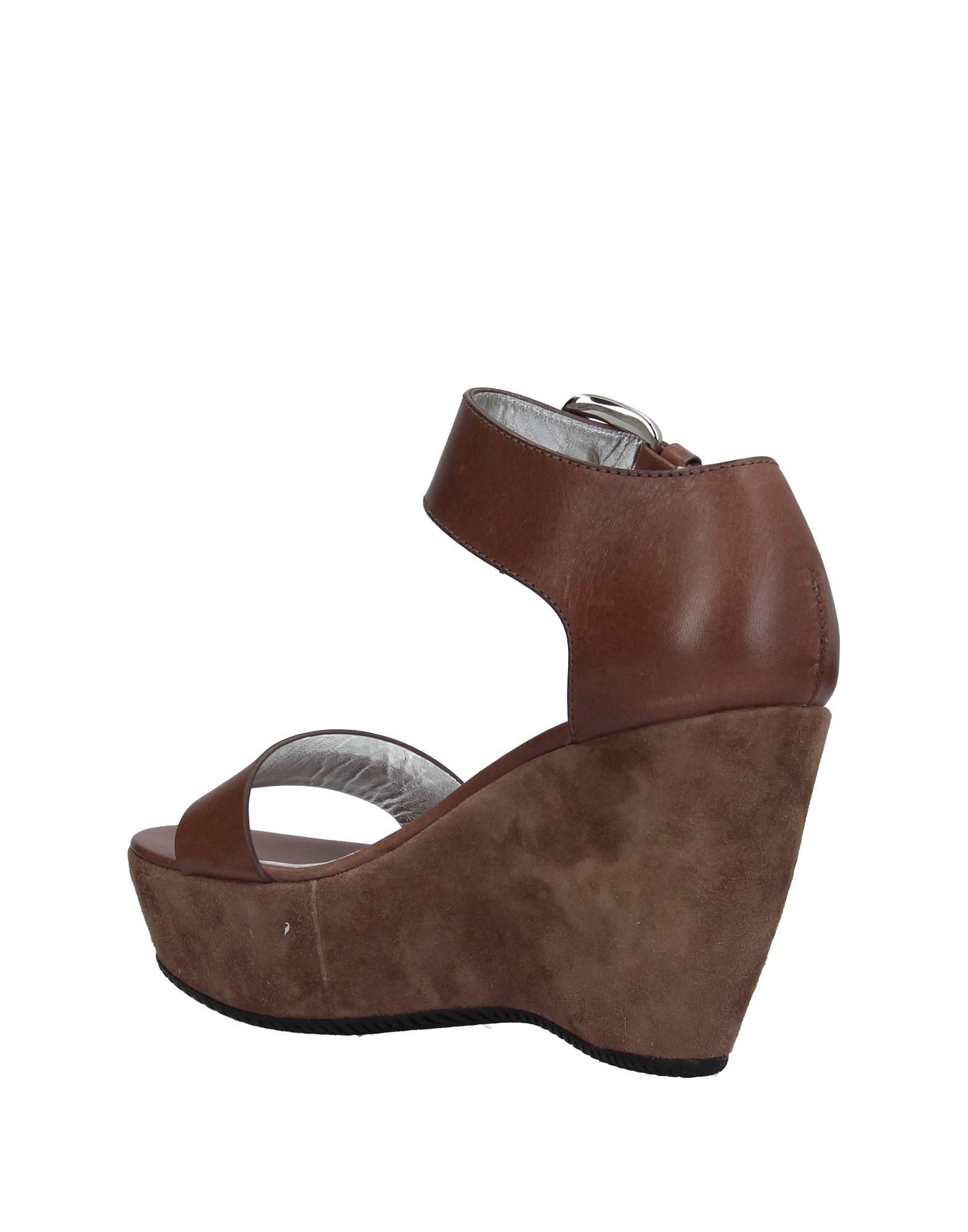 Hogan Sandalen Damen  11397252LI Heiße Schuhe 9be75c