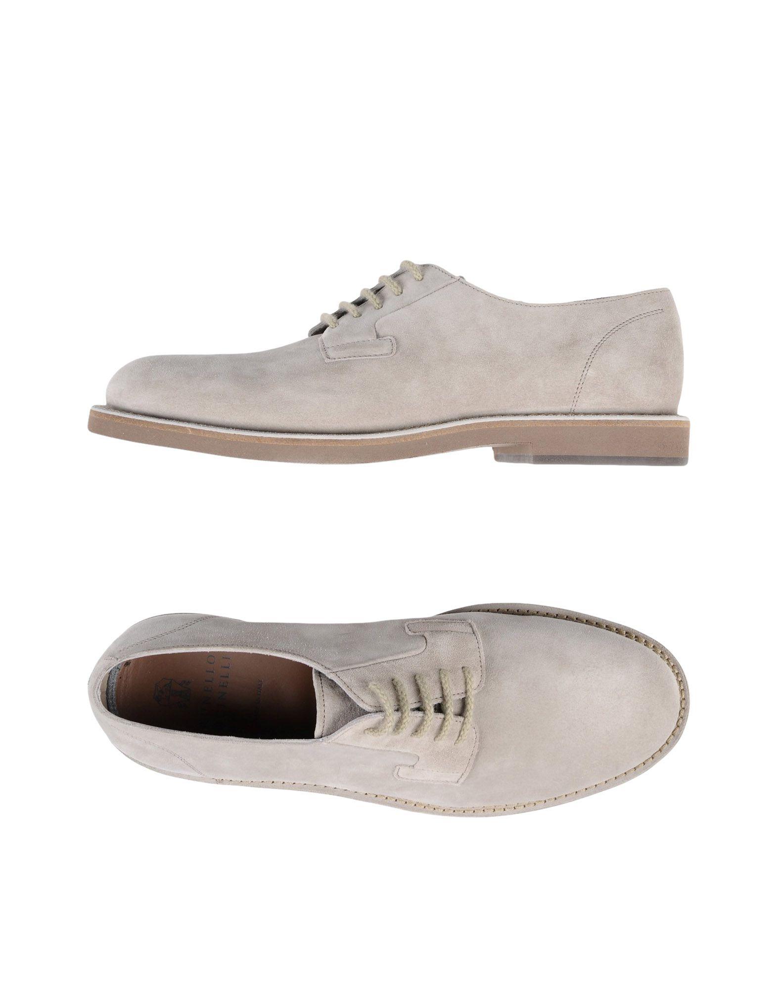 Brunello Cucinelli Schnürschuhe Herren  11397273GS Gute Qualität beliebte Schuhe Schuhe beliebte e81064