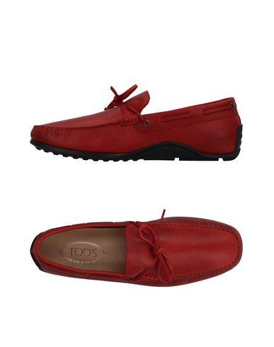Zapatos con descuento Mocasín Tod's Hombre - Mocasines Tod's - 11397275LI Ladrillo