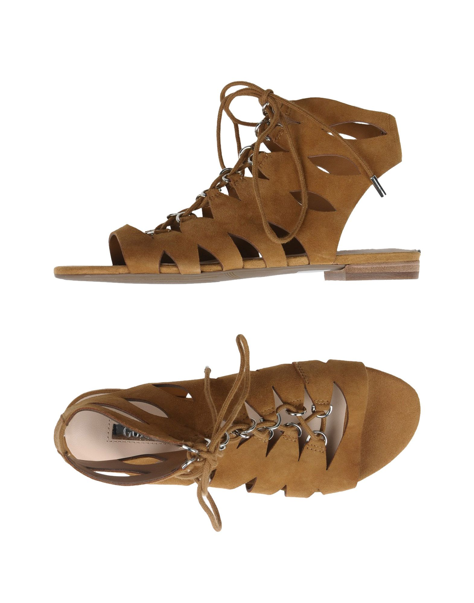 Guess Sandals - on Women Guess Sandals online on -  United Kingdom - 11397293CI 4a3b40