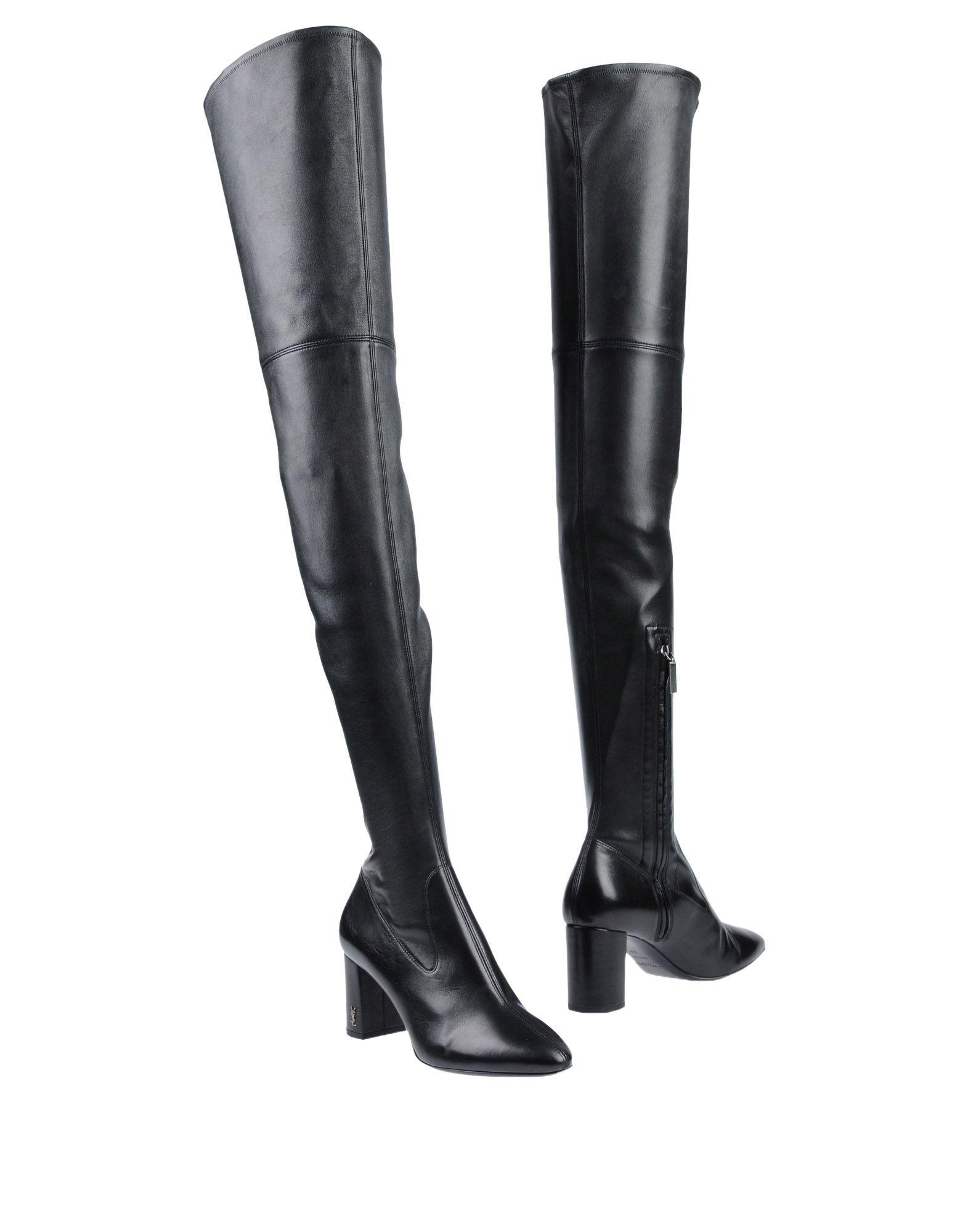 Saint Laurent Stiefel Damen Schuhe  11397343UIGünstige gut aussehende Schuhe Damen cf4fb5