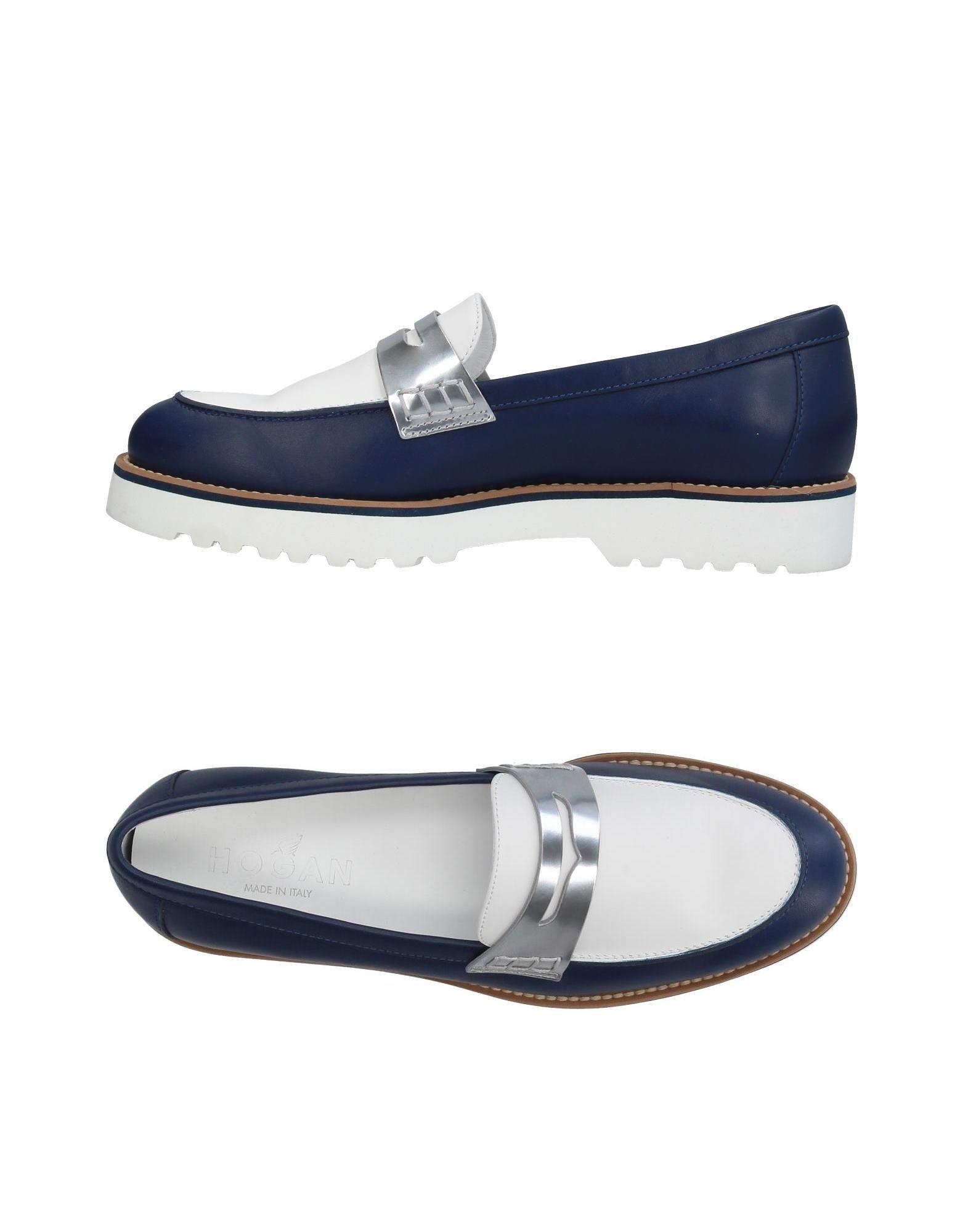 Stilvolle billige Schuhe Hogan Mokassins Damen  11397372OP