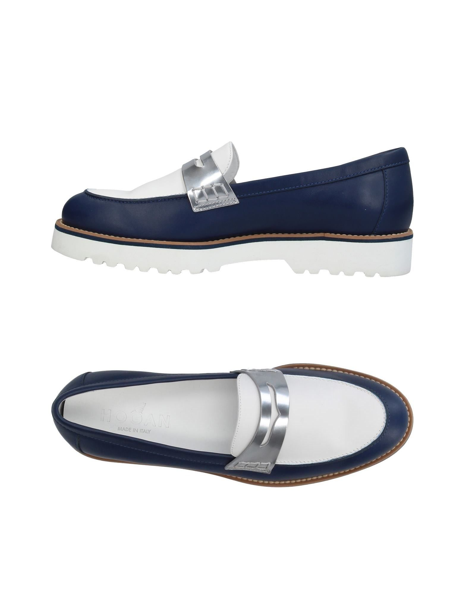 Stilvolle billige billige Stilvolle Schuhe Hogan Mokassins Damen  11397372OP bf737a