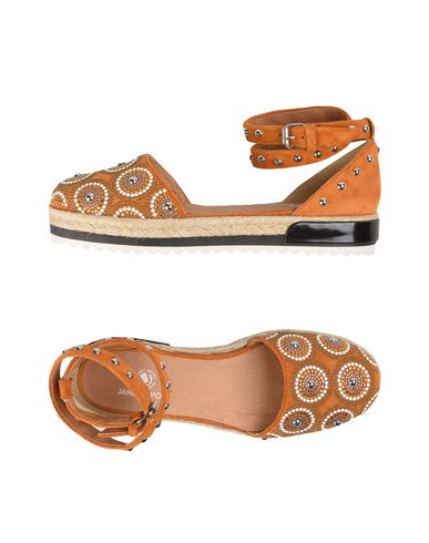 FOOTWEAR - Espadrilles Janet Sport How Much Largest Supplier For Sale Best Seller Cheap Price Classic Cheap Online UvhfNS