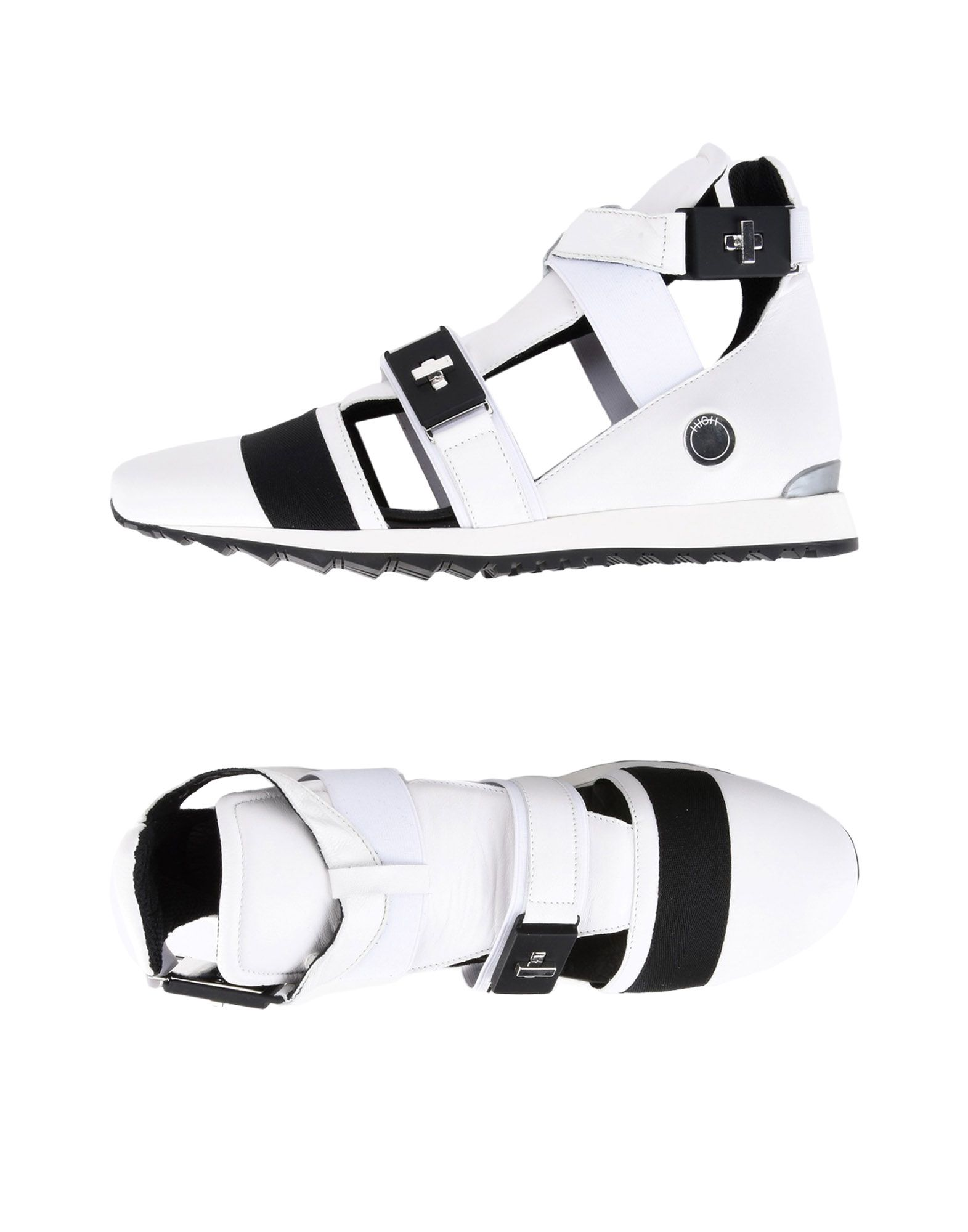Moda Sneakers High Donna - 11397471UJ