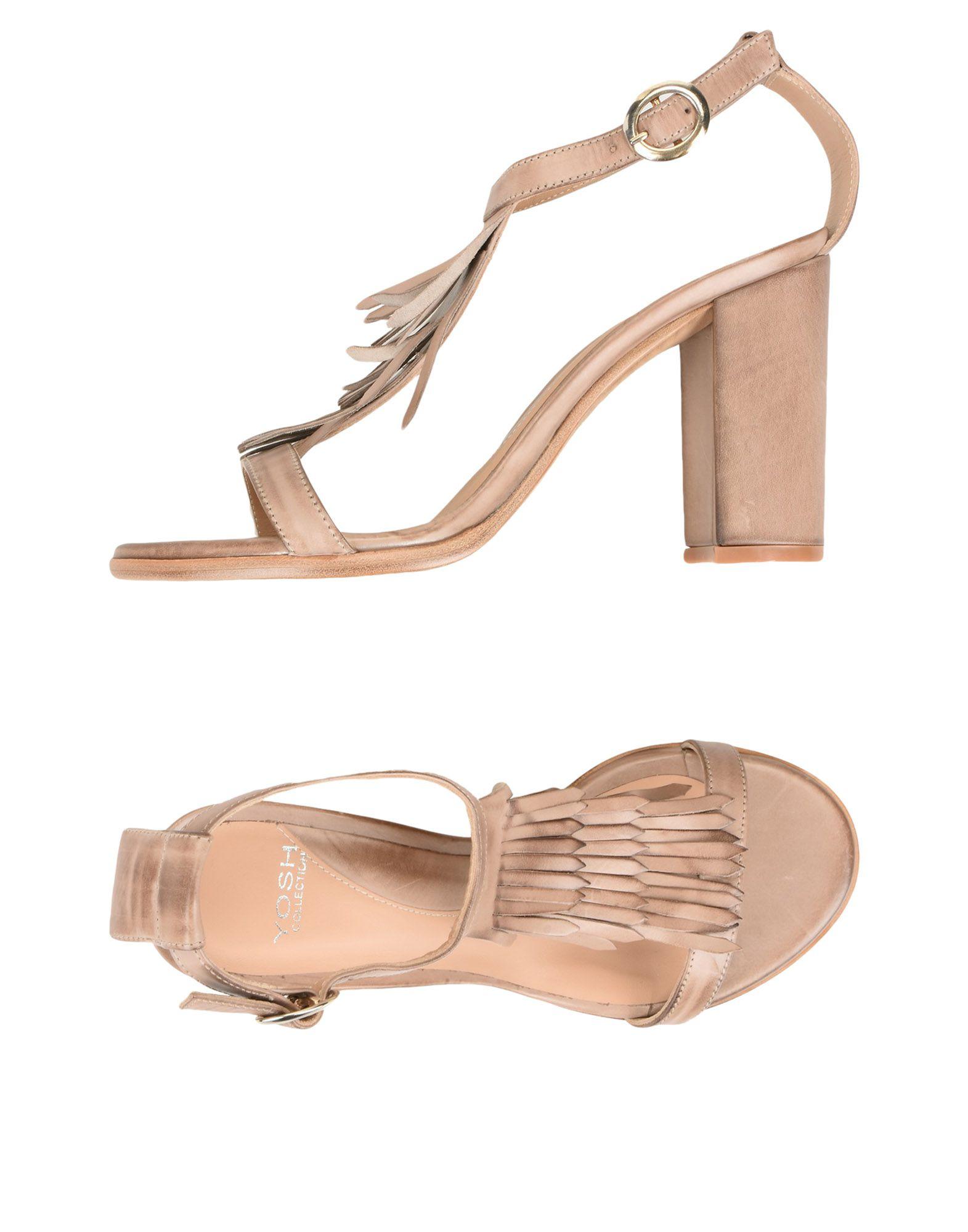 Sandales Yosh Collection Femme - Sandales Yosh Collection sur