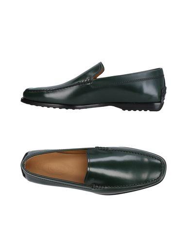 Zapatos con descuento Mocasín Tod's Hombre - Mocasines Tod's - 11397591EM Verde oscuro