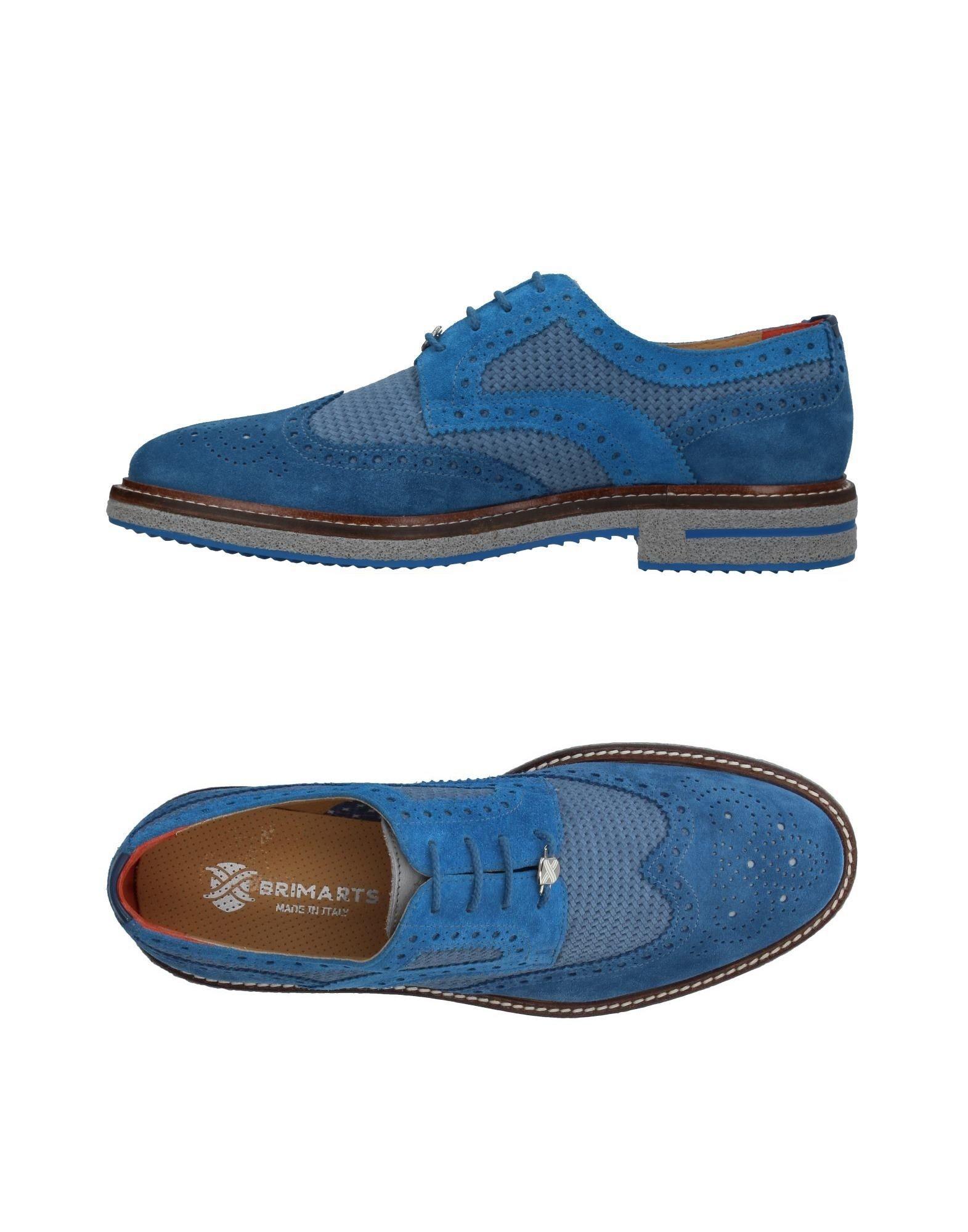 Rabatt echte Schuhe Brimarts Schnürschuhe Herren  11397622KA