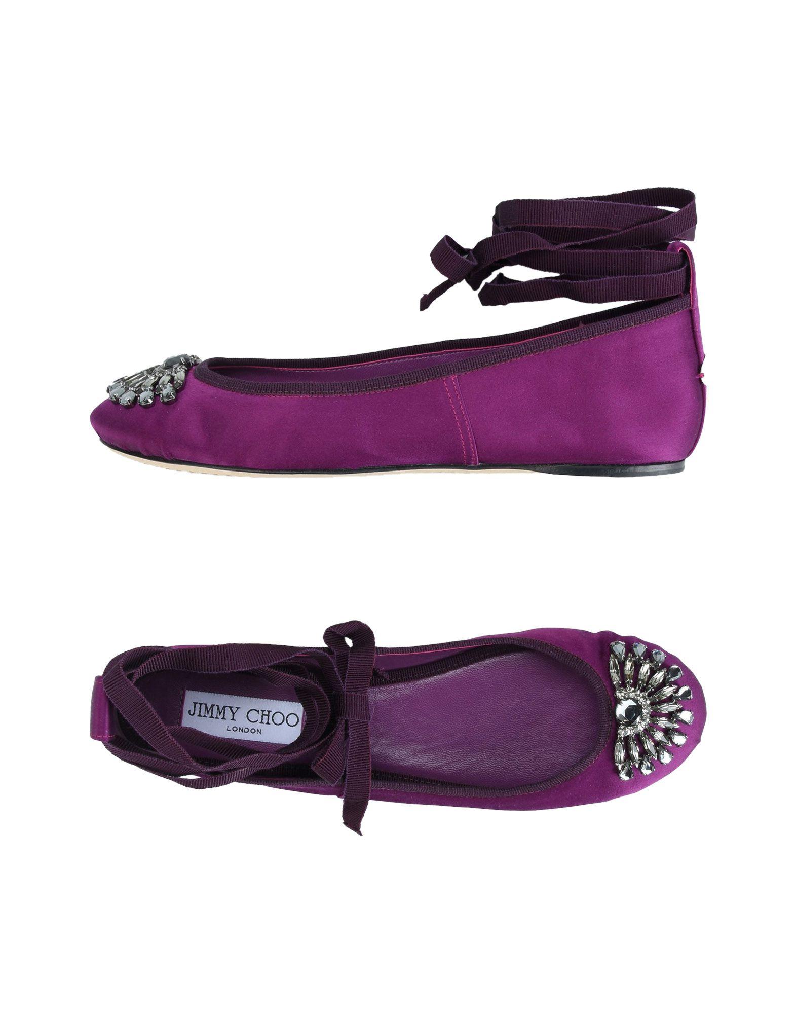 Rabatt Schuhe Jimmy Choo Ballerinas Damen  11397664VE
