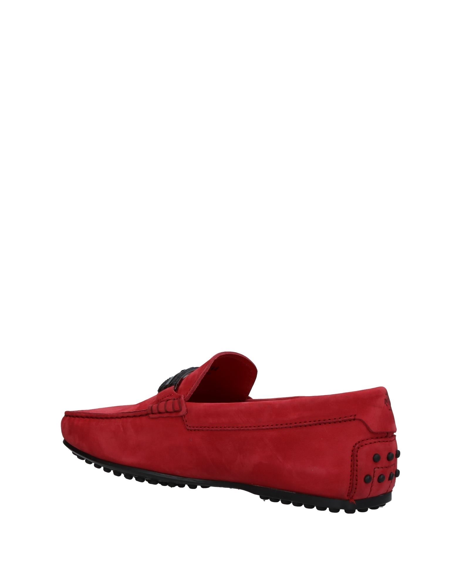 Mocassins Tods For Ferrari Homme - Mocassins Tods For Ferrari sur