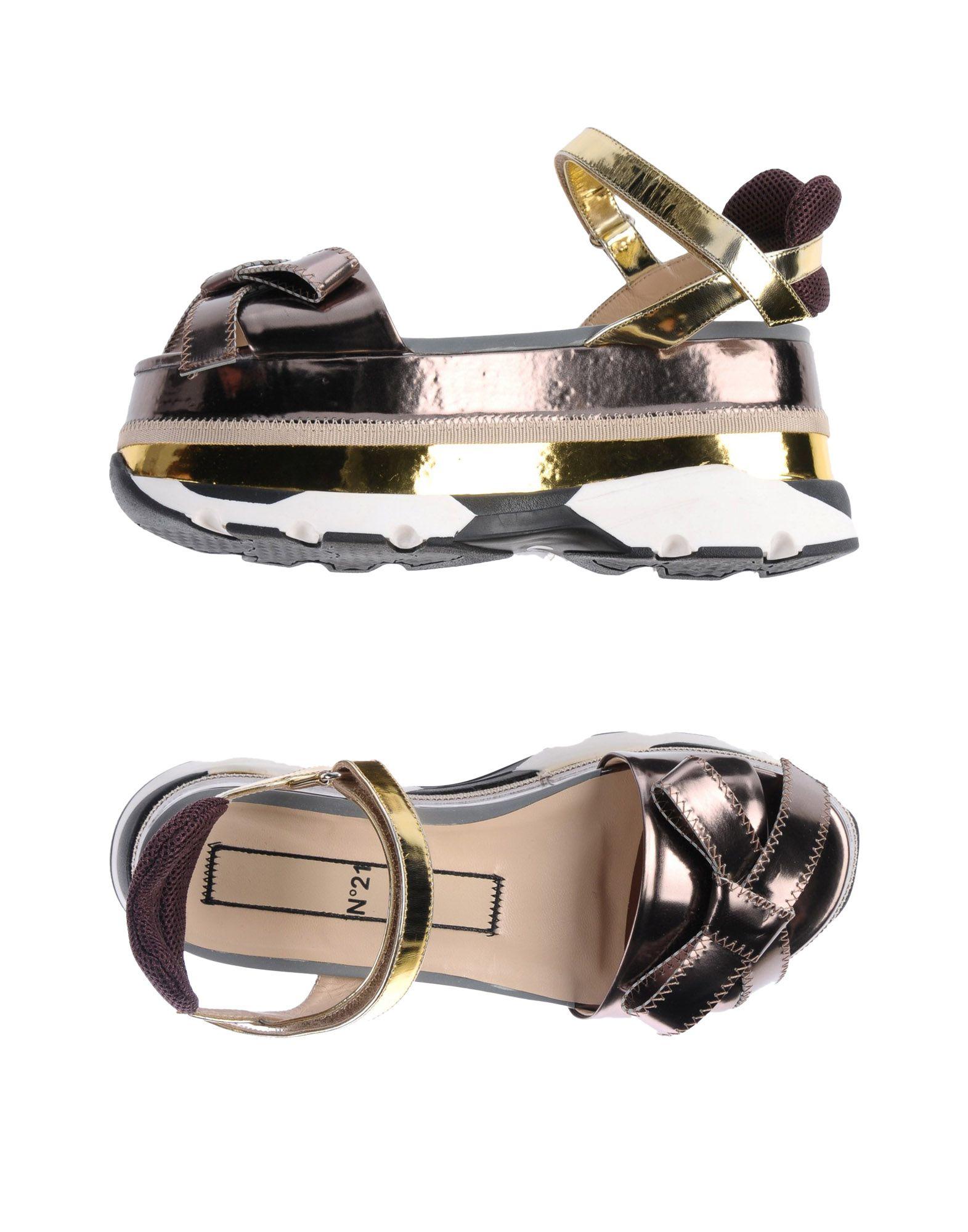 N° 21 Sandals - Women N°  21 Sandals online on  N° Australia - 11397693CB 5561d6