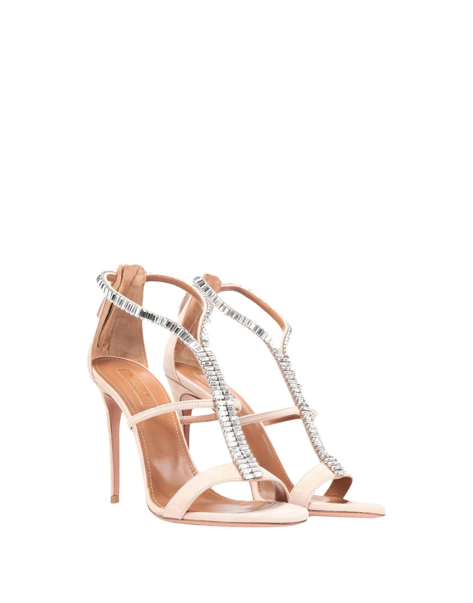 Aquazzura Sandalen Damen  11397758BLGünstige gut aussehende Schuhe