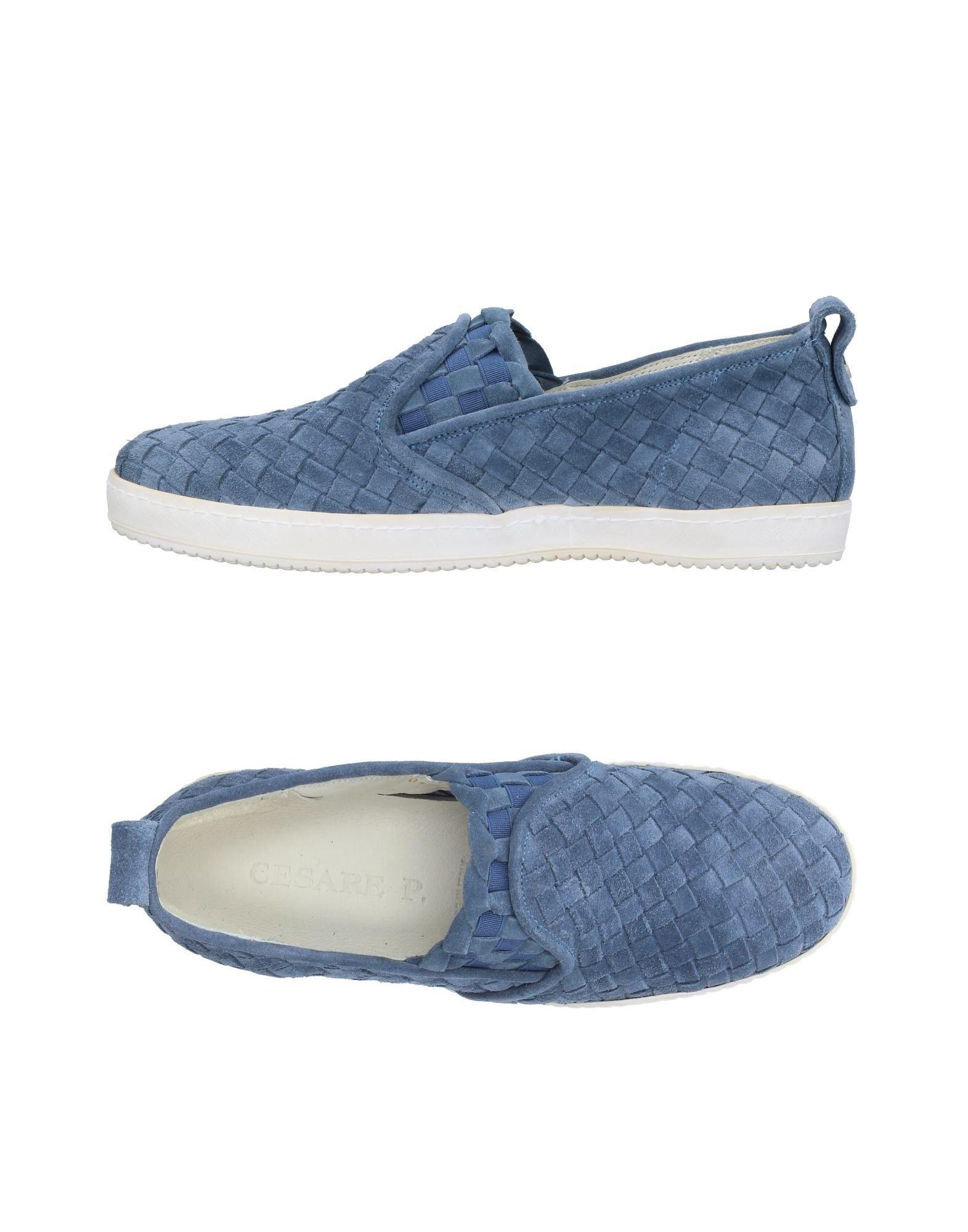 Rabatt echte Schuhe Cesare P. Sneakers Herren  11397775RK