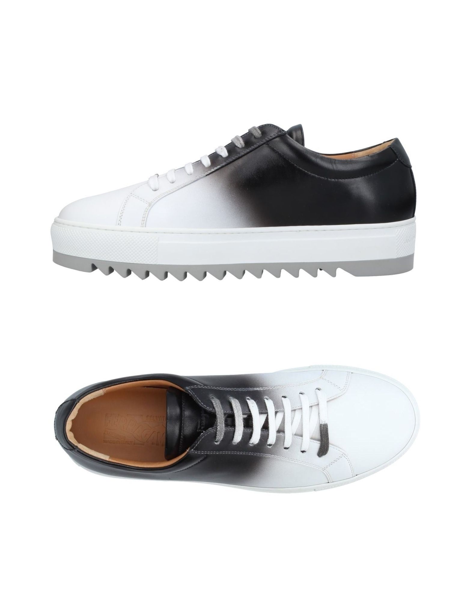 Salvatore Ferragamo Sneakers - Men Salvatore Ferragamo Sneakers online 11397802VO on  Canada - 11397802VO online 9f2a8c