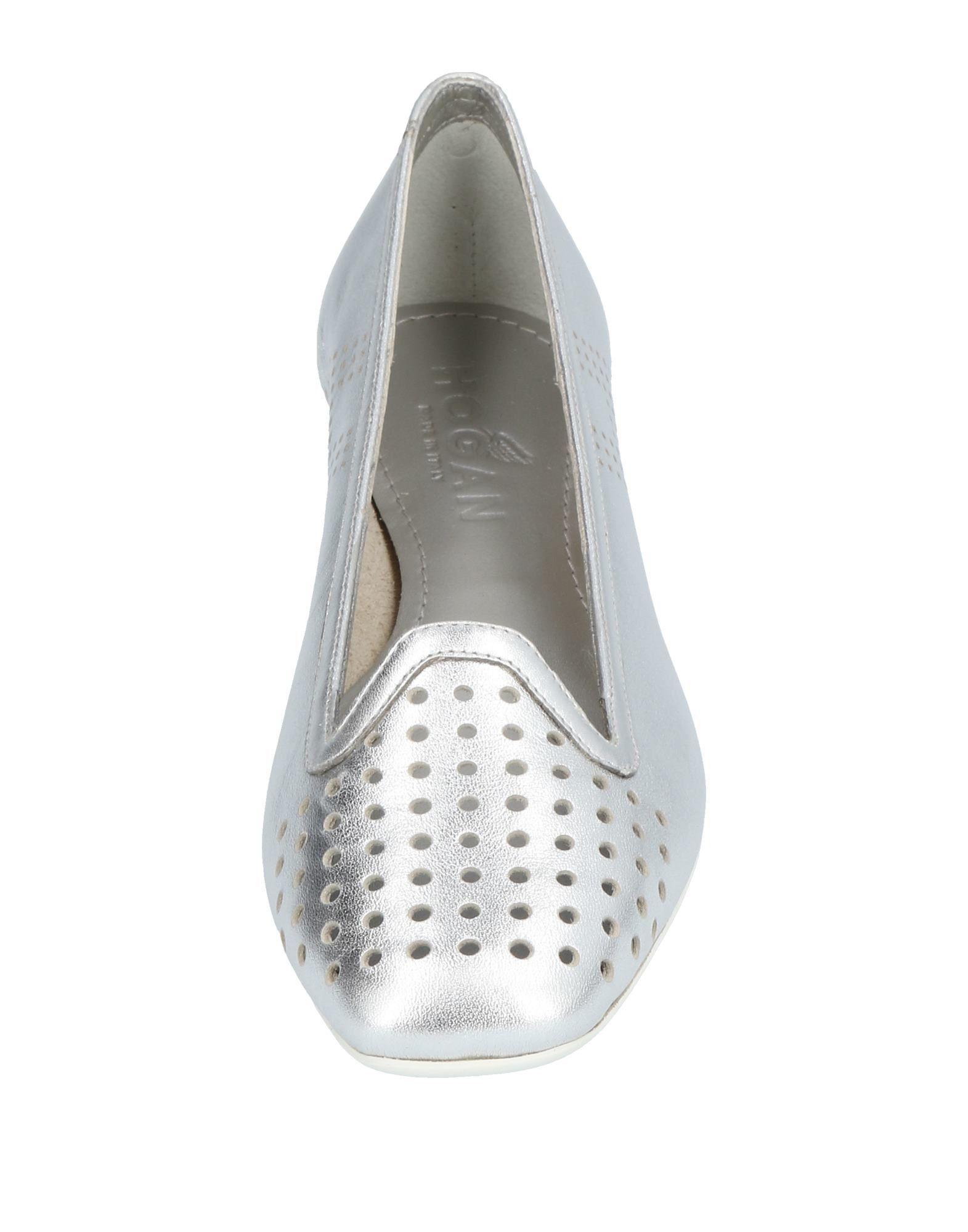 Gut um billige Schuhe zu tragenHogan Mokassins Damen  11397804RS