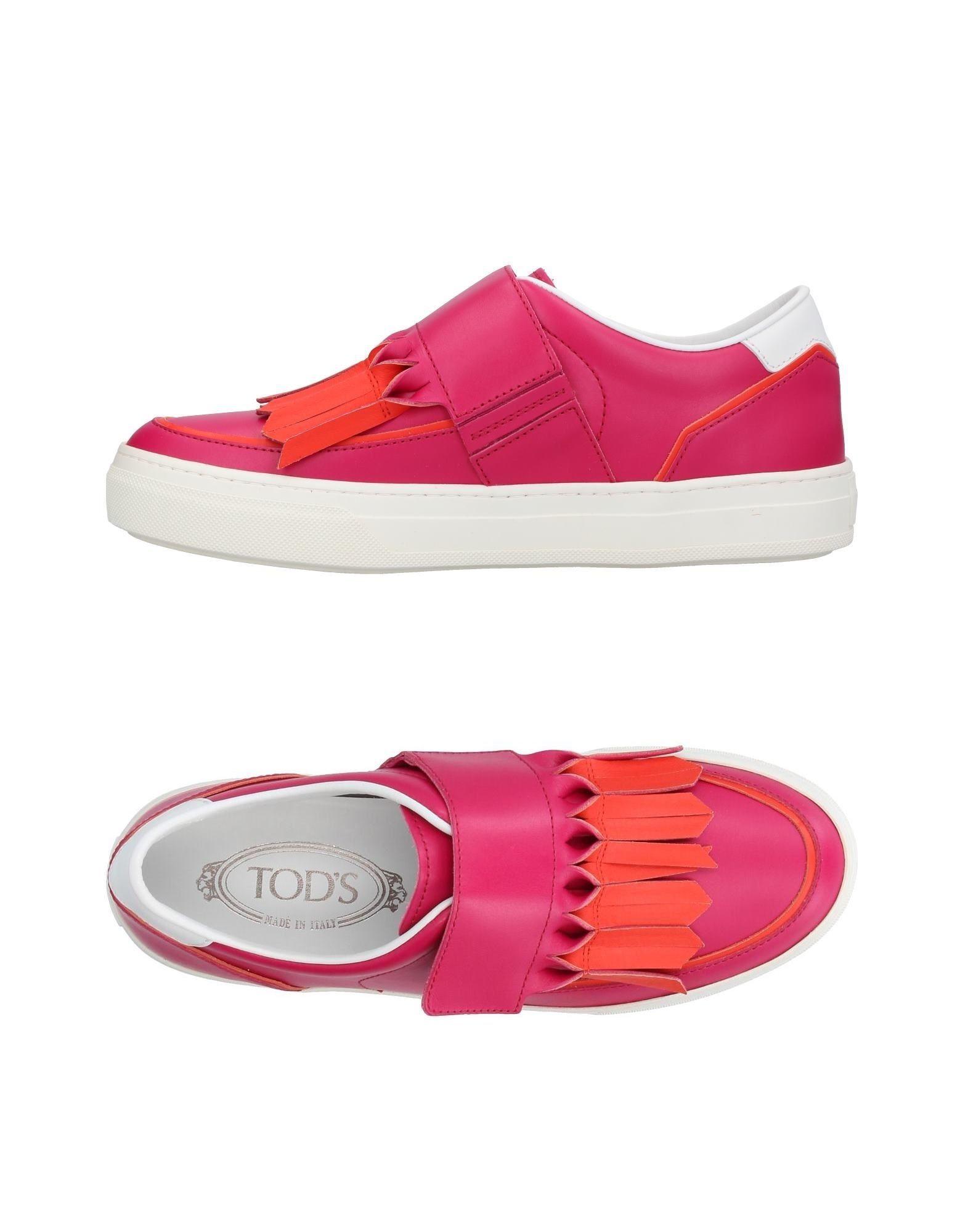 Tod's Sneakers Damen  11397805MGGut aussehende strapazierfähige Schuhe