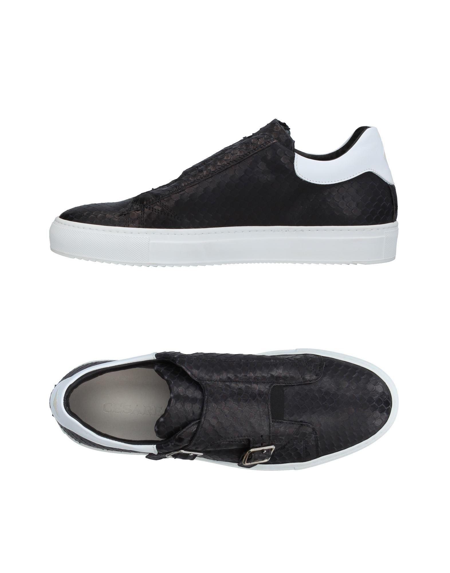 Rabatt echte Schuhe Cesare P. Sneakers Herren  11397818OI