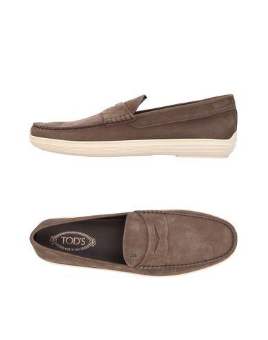 Los últimos zapatos zapatos zapatos de hombre y mujer Mocasín Tod's Hombre - Mocasines Tod's - 11397867AG Gris 5cf855