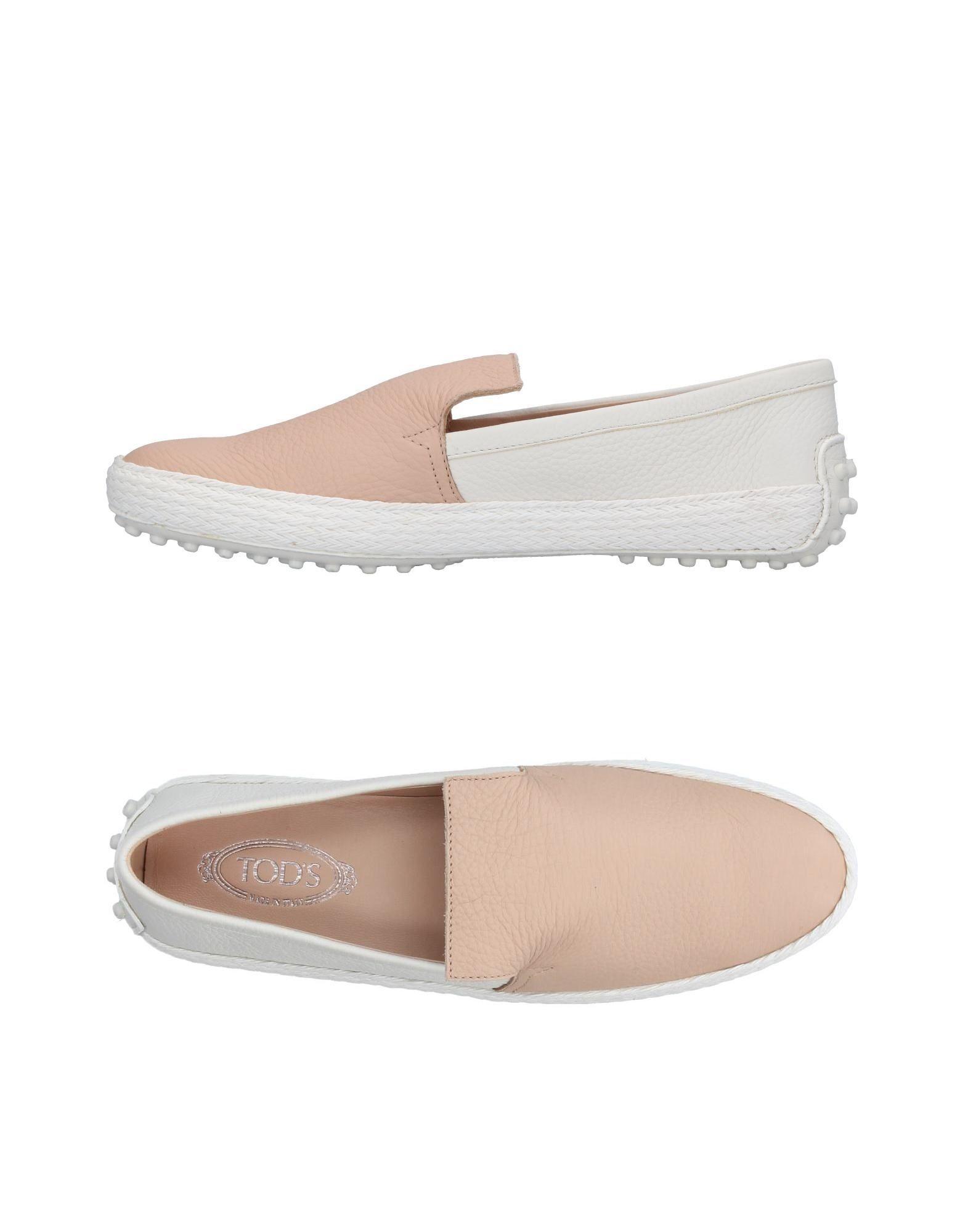Rabatt Schuhe Tod's Mokassins Damen  11397911NW