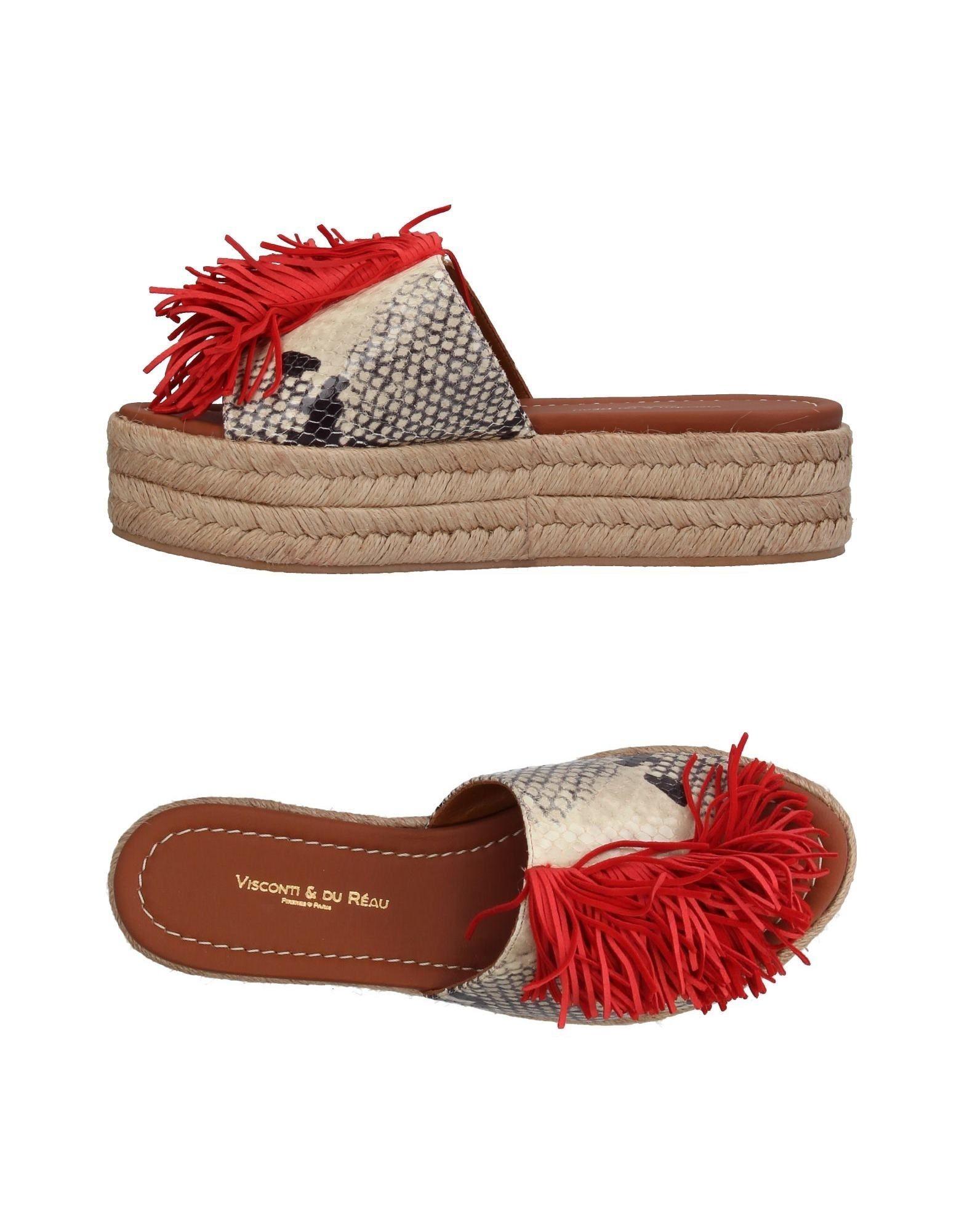 Gut um billige Schuhe zu tragenVisconti & Du Réau Sandalen Damen  11397960AP