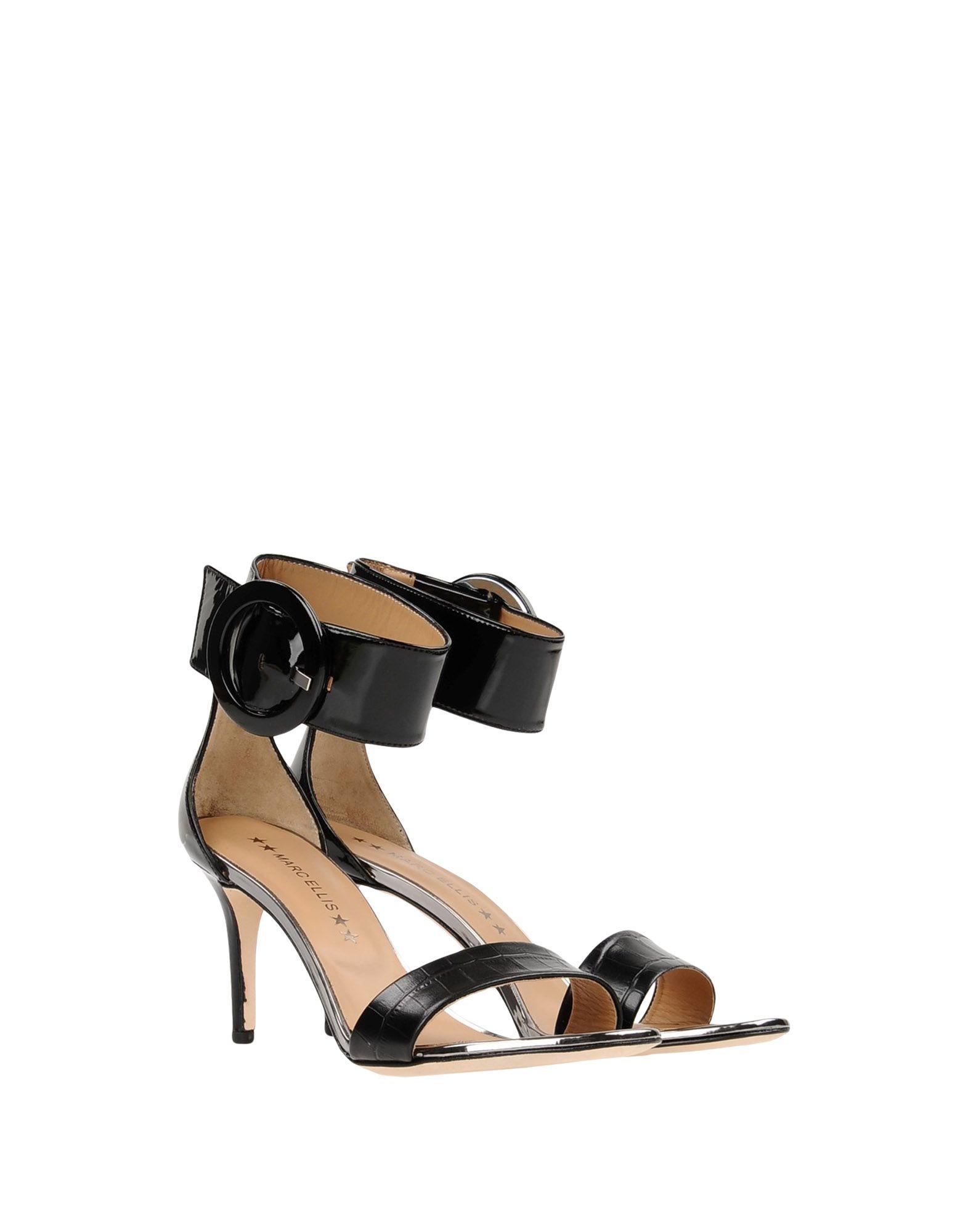 Stilvolle billige Schuhe Marc Ellis Sandalen Damen  11398026GJ